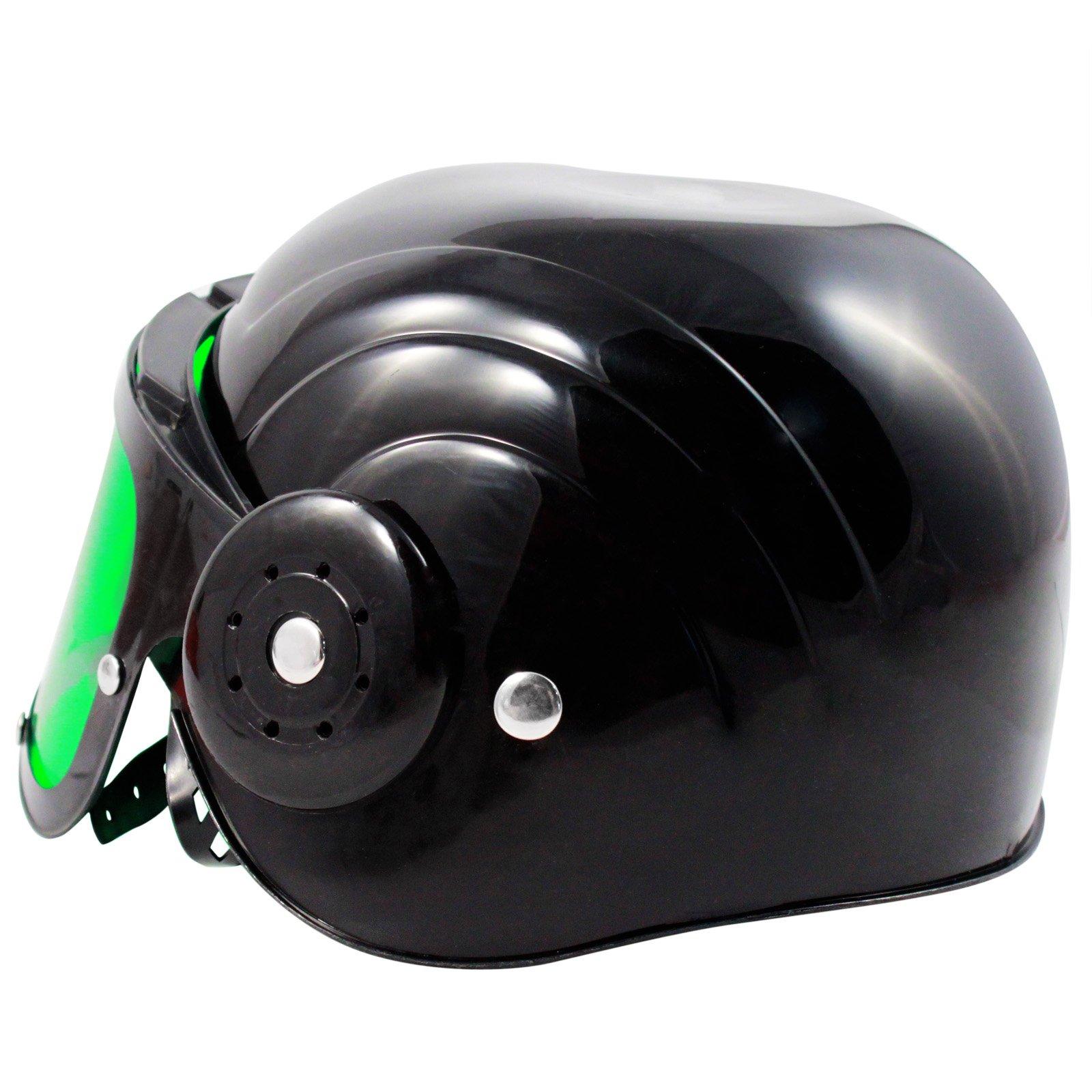 Combat Police Helmet Dress Up Play Set with Accessories