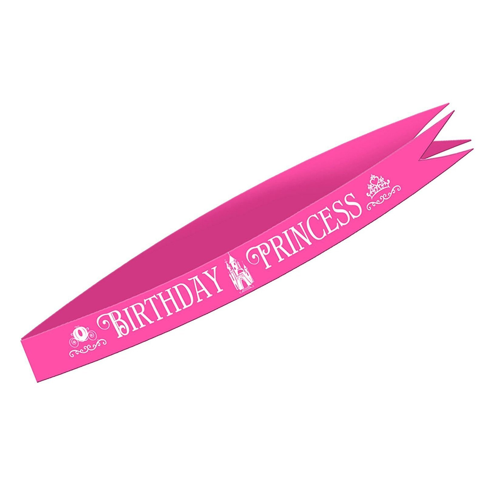 Disney Princess Sash Birthday Party Dress Up Accessory - One Size Fits All