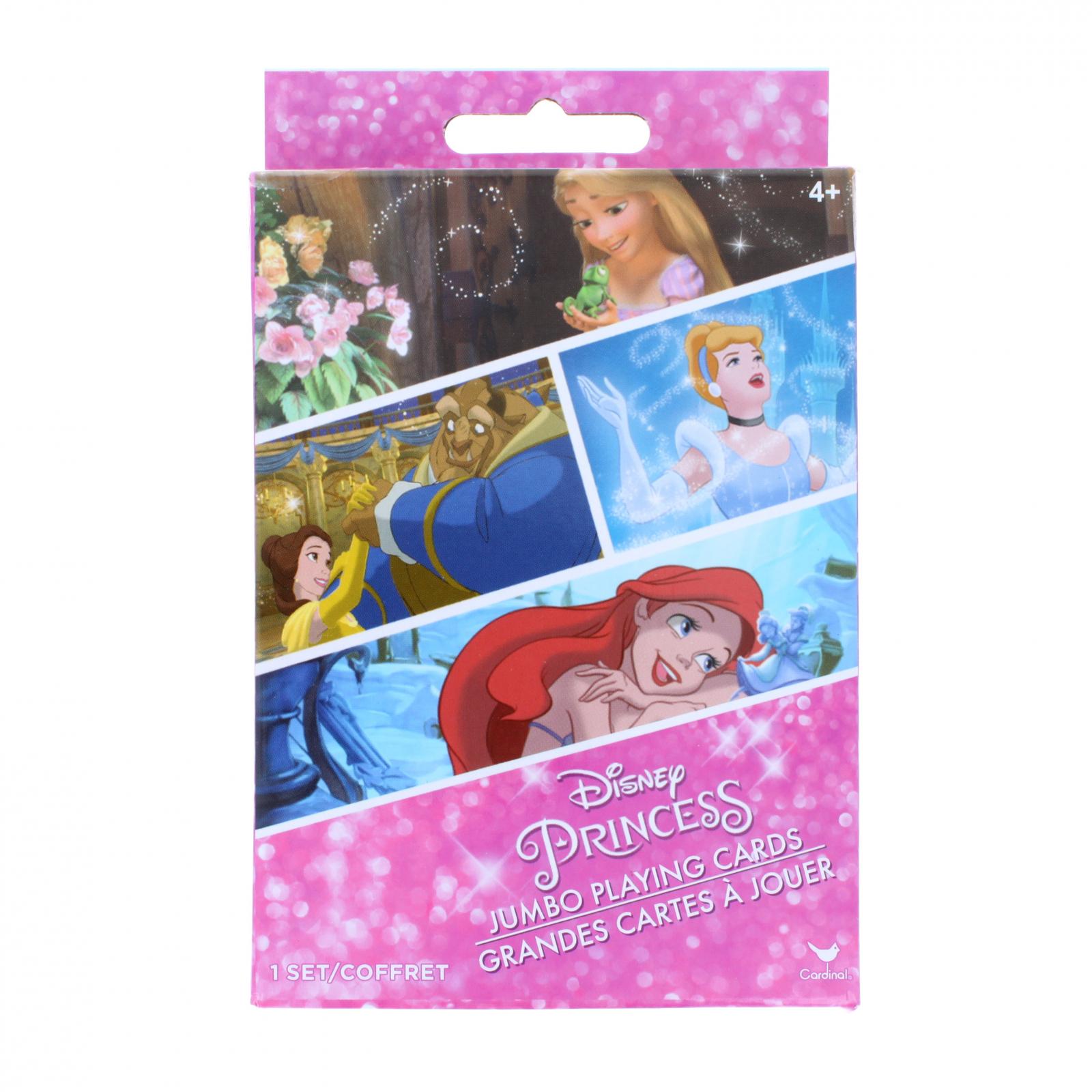 Disney Princess Kids Jumbo Playing Card Deck