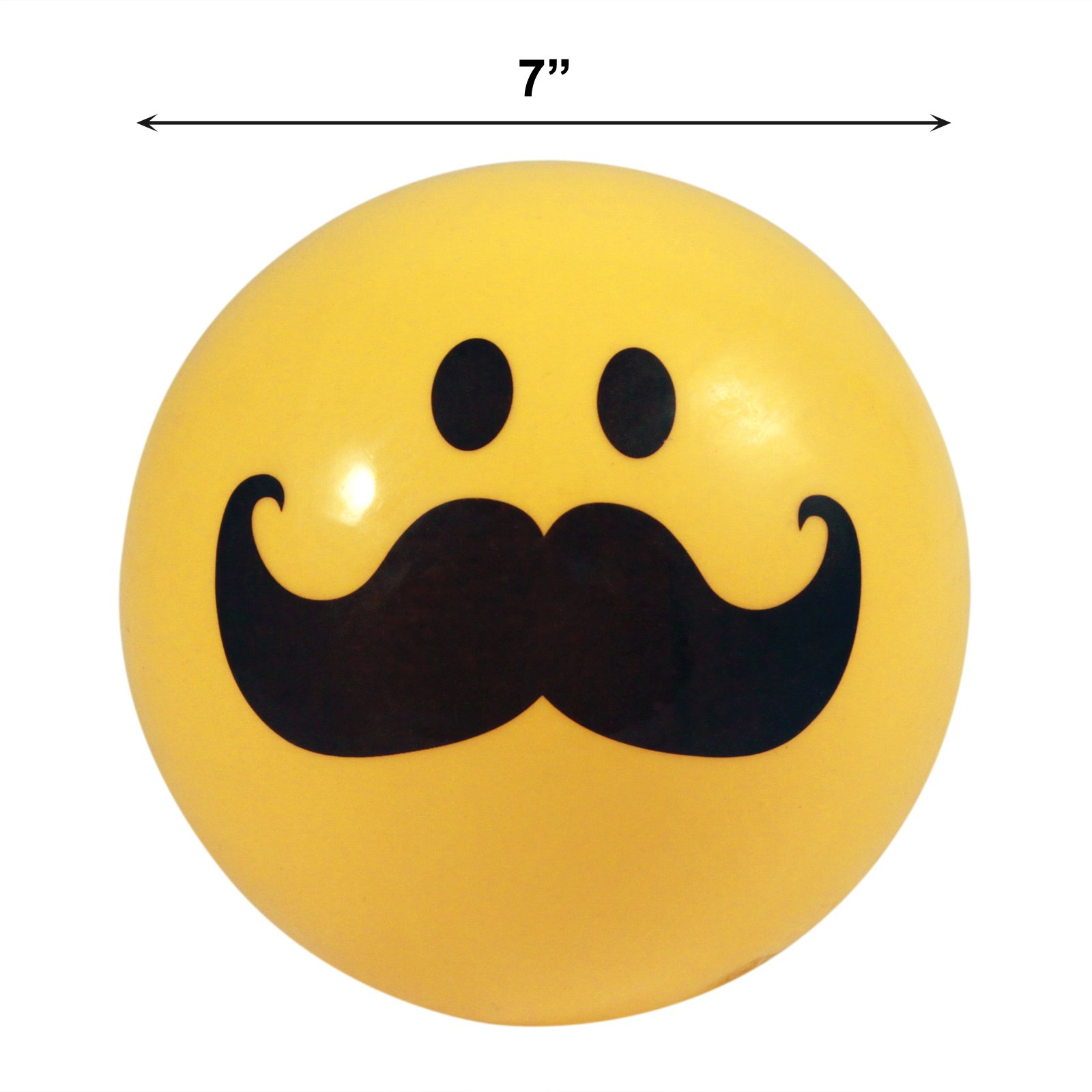 Mustache Emoji
