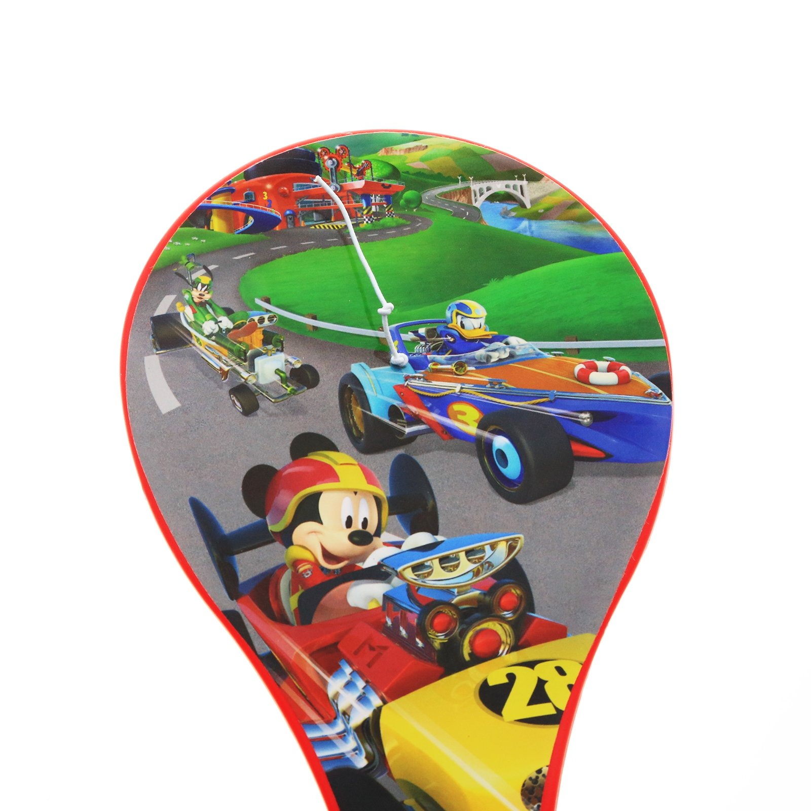Disney Mickey Mouse Boys Paddle Ball Toy Stocking Stuffer Party Favor Gift