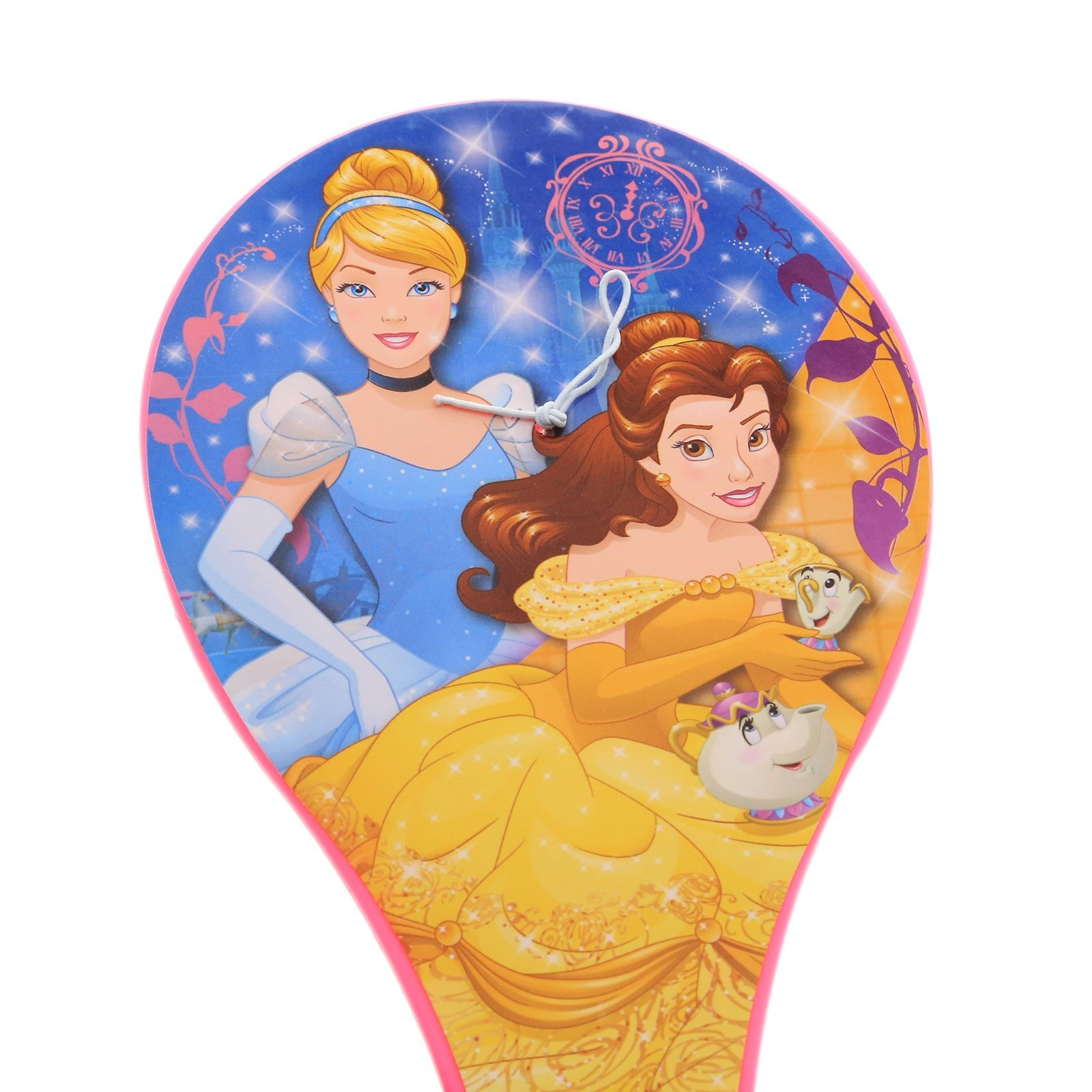 Disney Princess Girls Paddle Ball Toy Stocking Stuffer Party Favor Kids Gift
