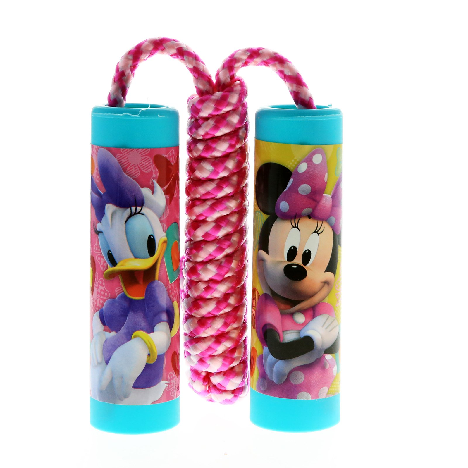 Disney Junior Minnie Mouse Bowtique Jump Rope Kids Exercise Toy