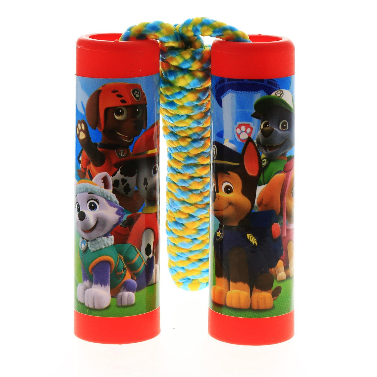 Nickelodeon Paw Patrol Jump Rope Kids Exercise Toy - Red