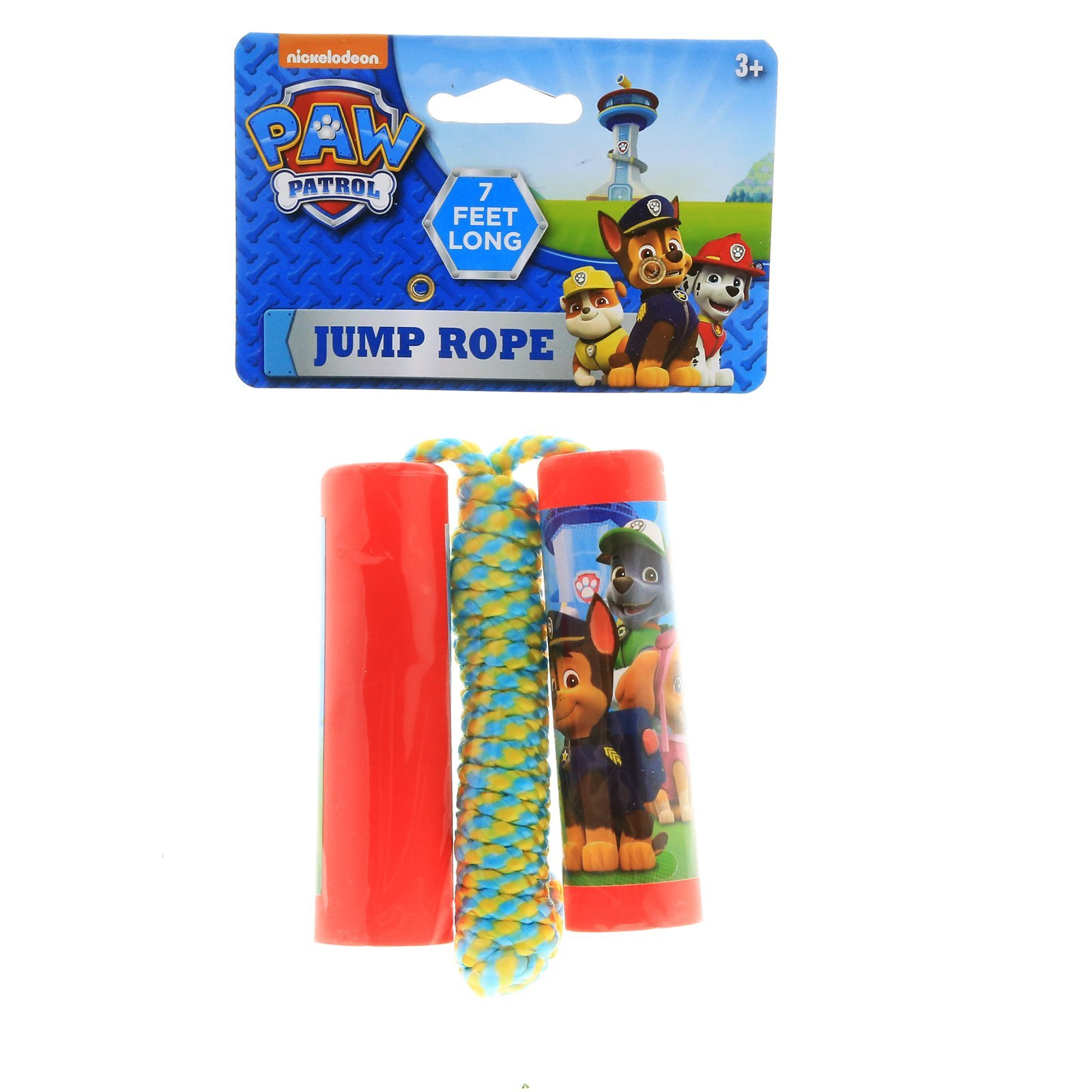 Nickelodeon Paw Patrol Officially Licensed 7ft Kids Jump Rope Toy