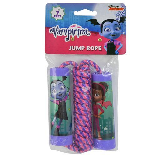 Disney Vampirina Jump Rope Kids Exercise Toy