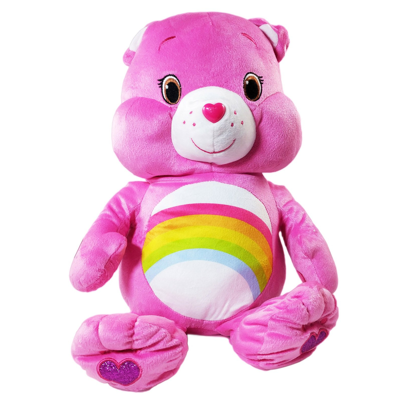 Care Bears Kids Pillow Buddy Cheer Bear Comfort and Play Toy