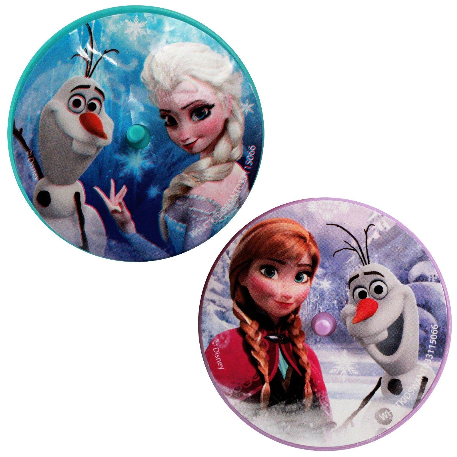 Disney Frozen Spinning Top 2pk Girls Toy
