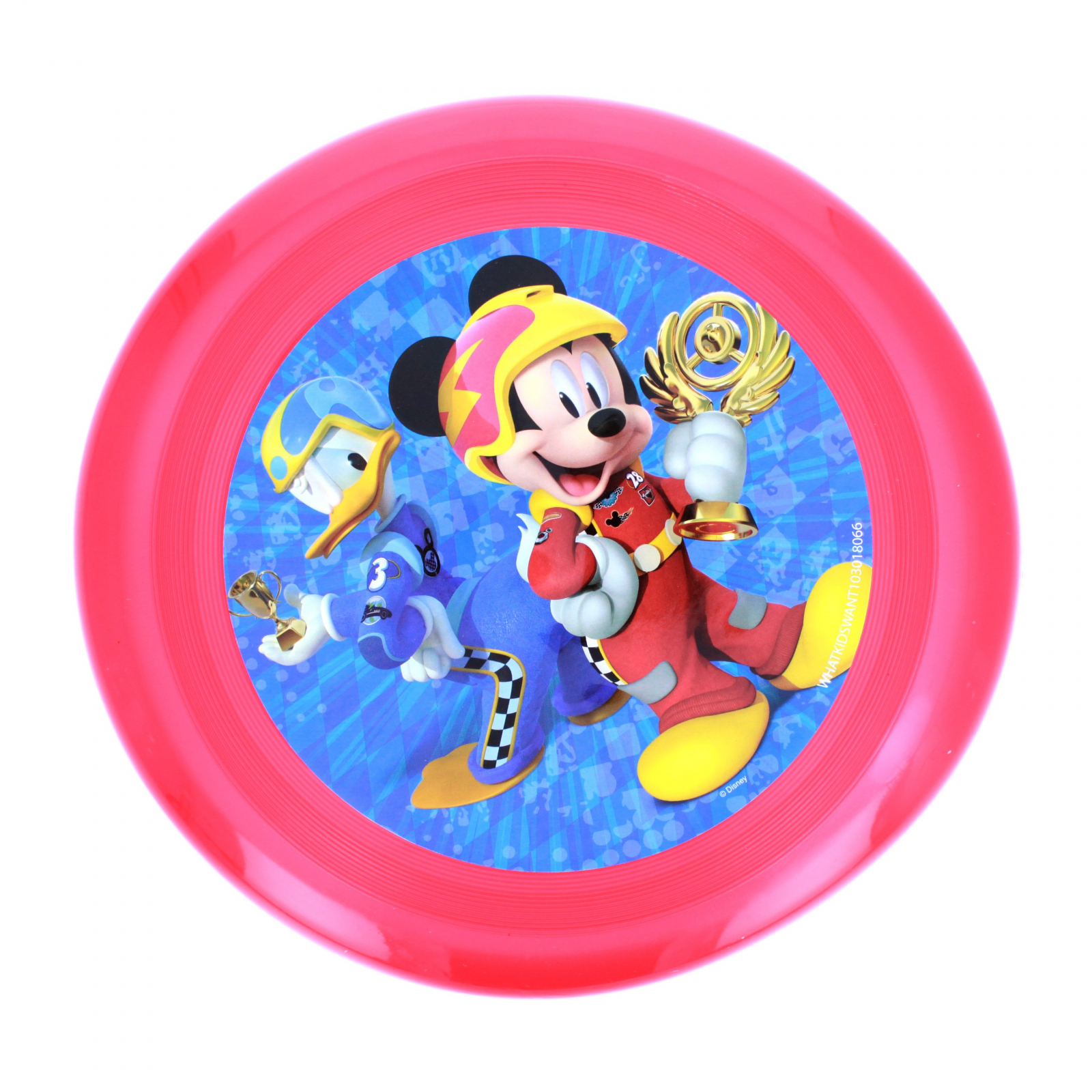 Disney Mickey Mouse Kids Flying Disc Outdoor Exercise Toy