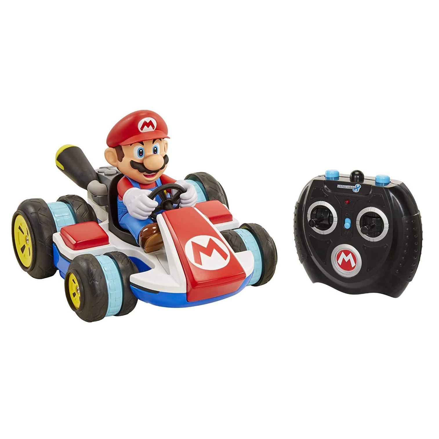 Nintendo Super Mario Kart Kids Mini Anti-Gravity RC Racecar