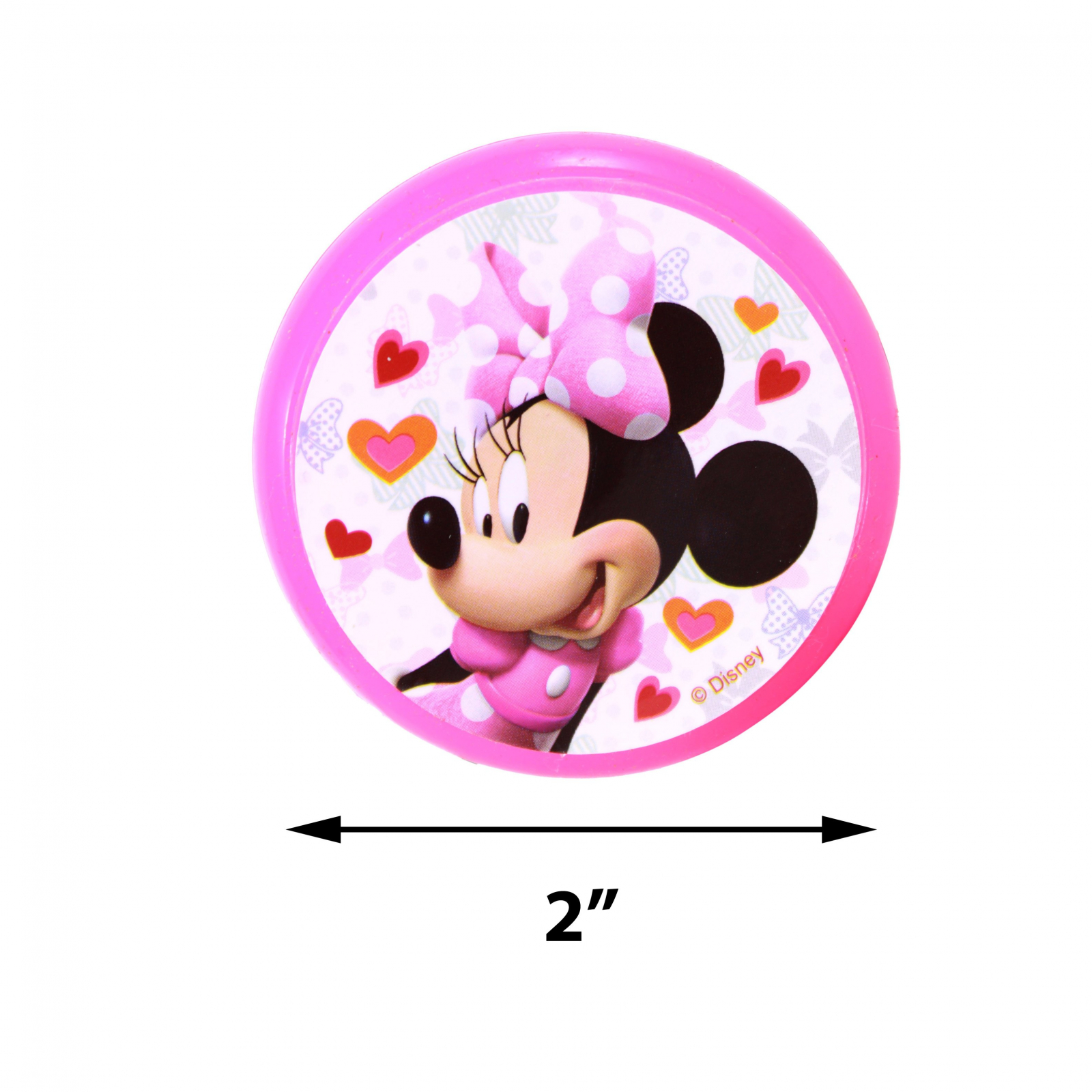 Disney Minnie Mouse Kids Classic Toy Yo-Yo