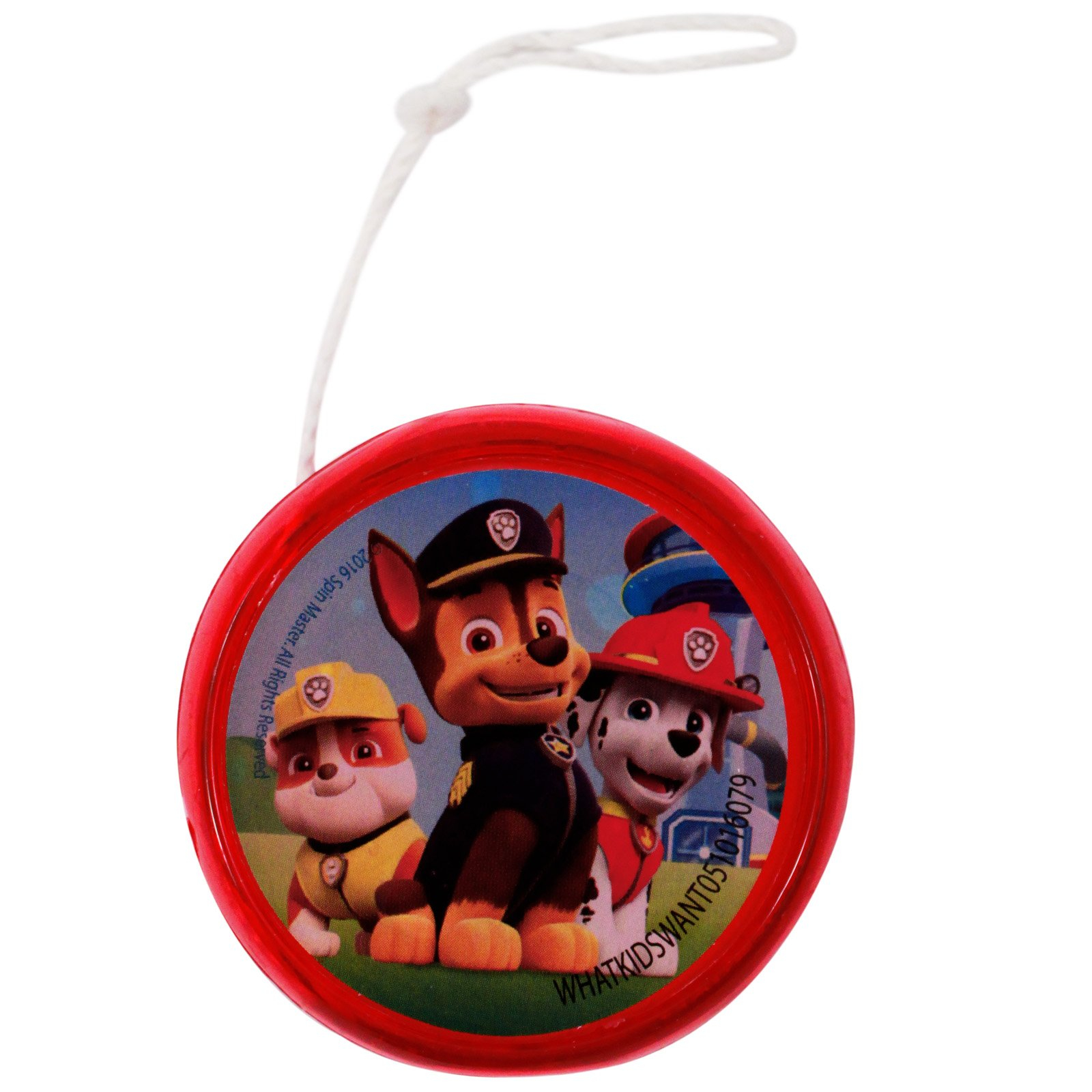 Officially Licensed Nickelodeon Paw Patrol LED Light Up Yo Yo Kids Toy