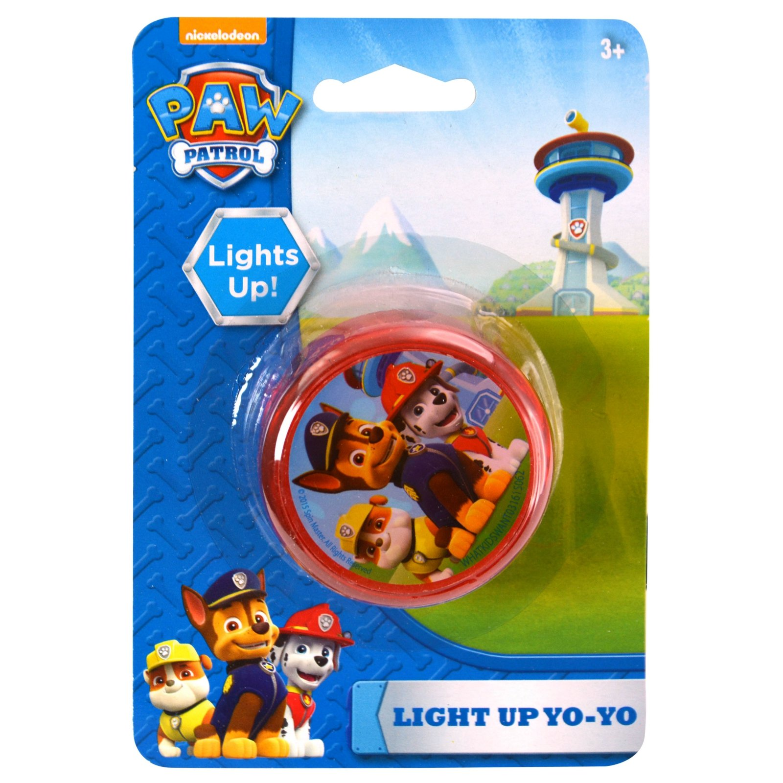 Light Up Red Paw Patrol Light Up Yo-Yo
