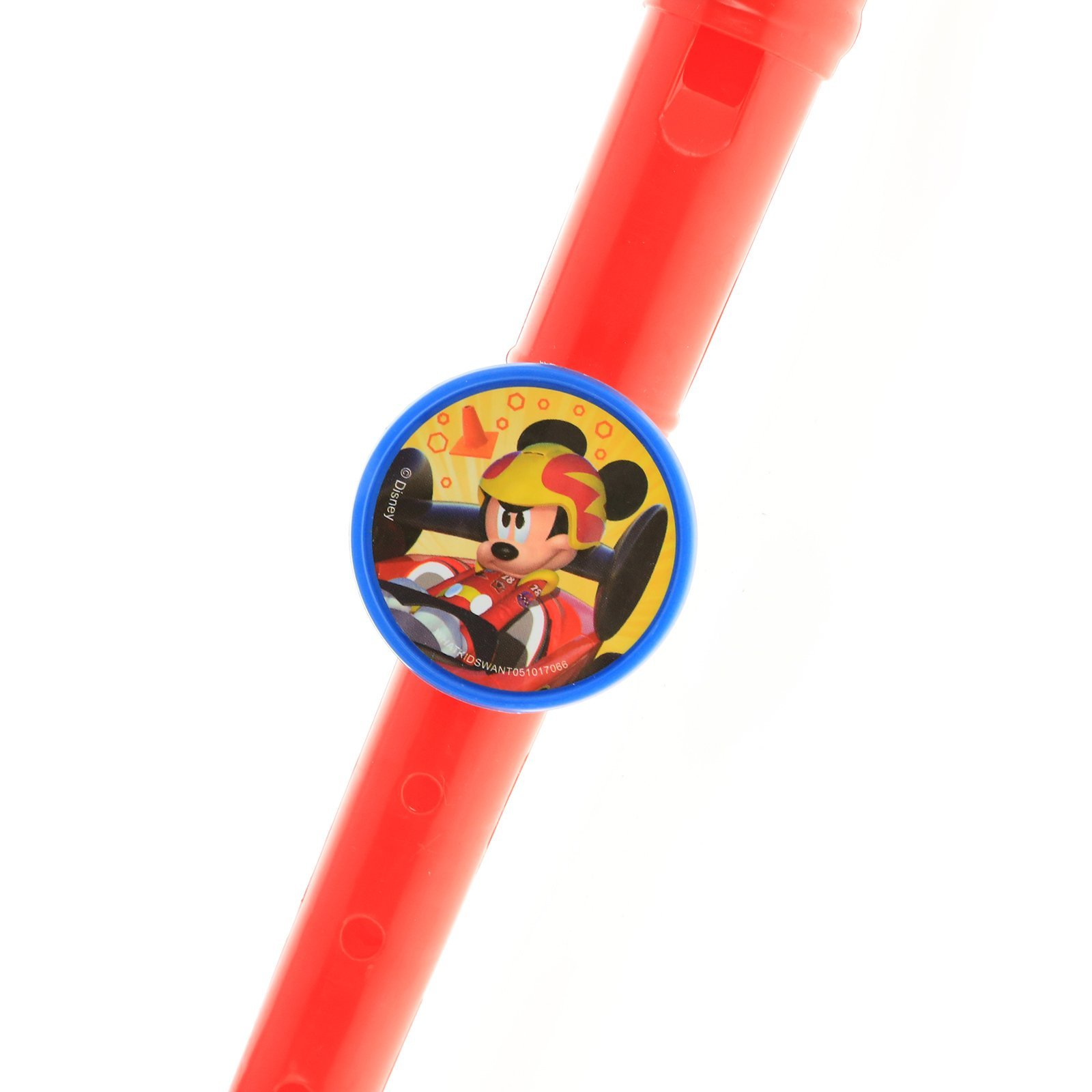 Disney Mickey Mouse Flute Recorder Kids Musical Instrument Educational Toy