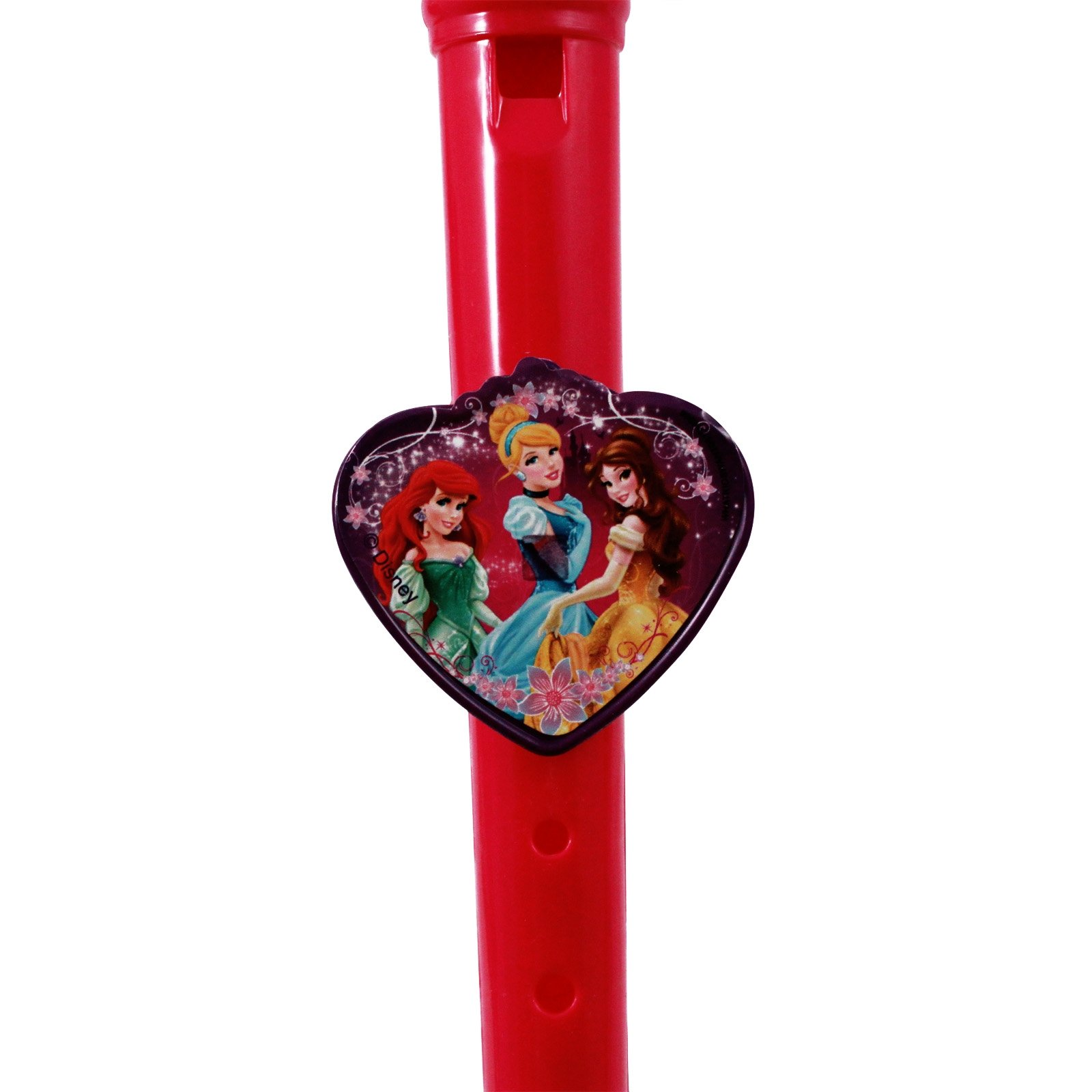 Disney Princess Music Instrument Flute Recorder Girls Toy Pink