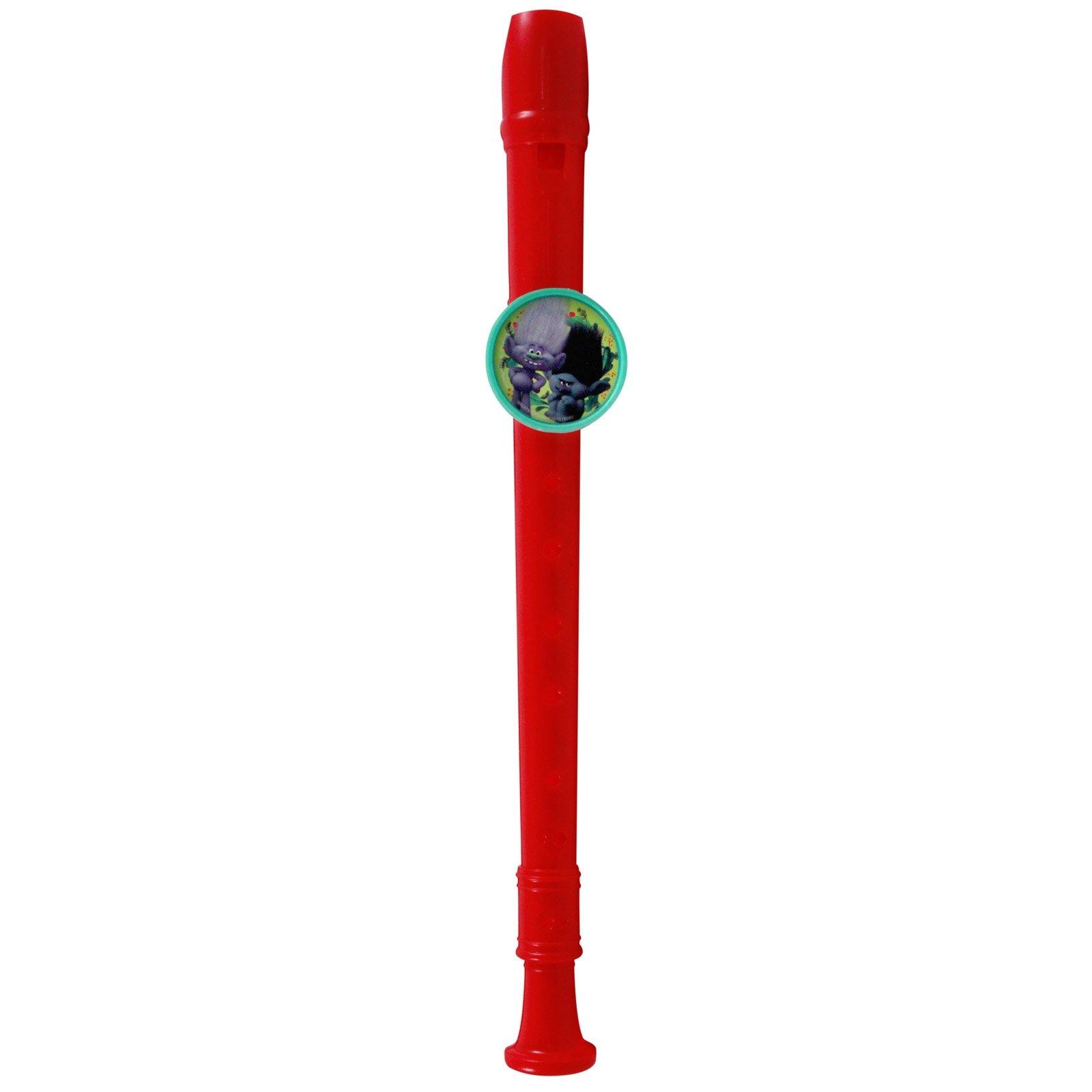 Trolls Movie Branch Music Instrument Flute Recorder Toy
