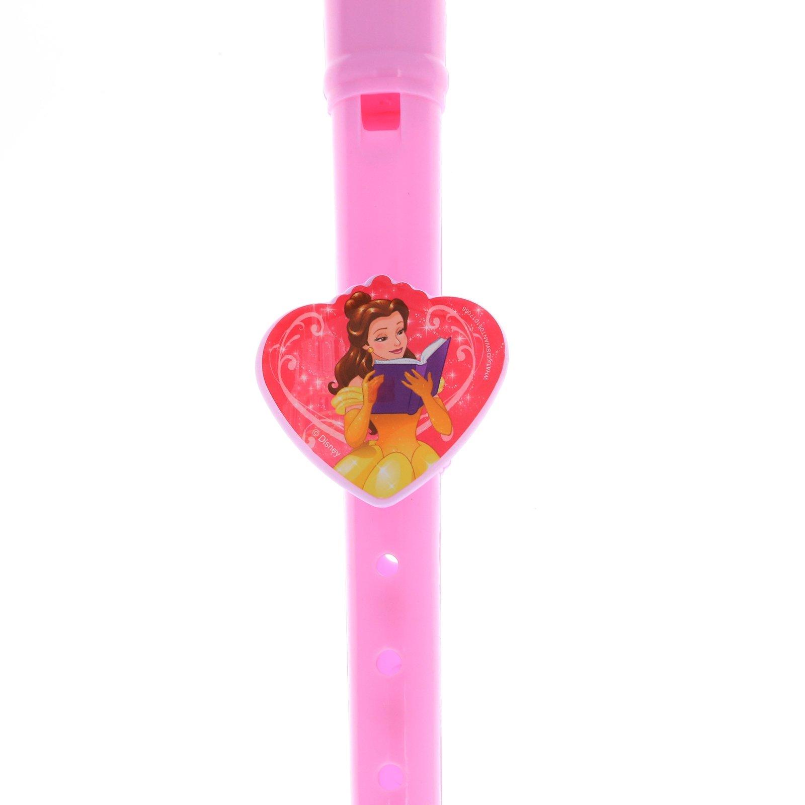 Disney Princess Flute Recorder Kids Musical Instrument Educational Toy