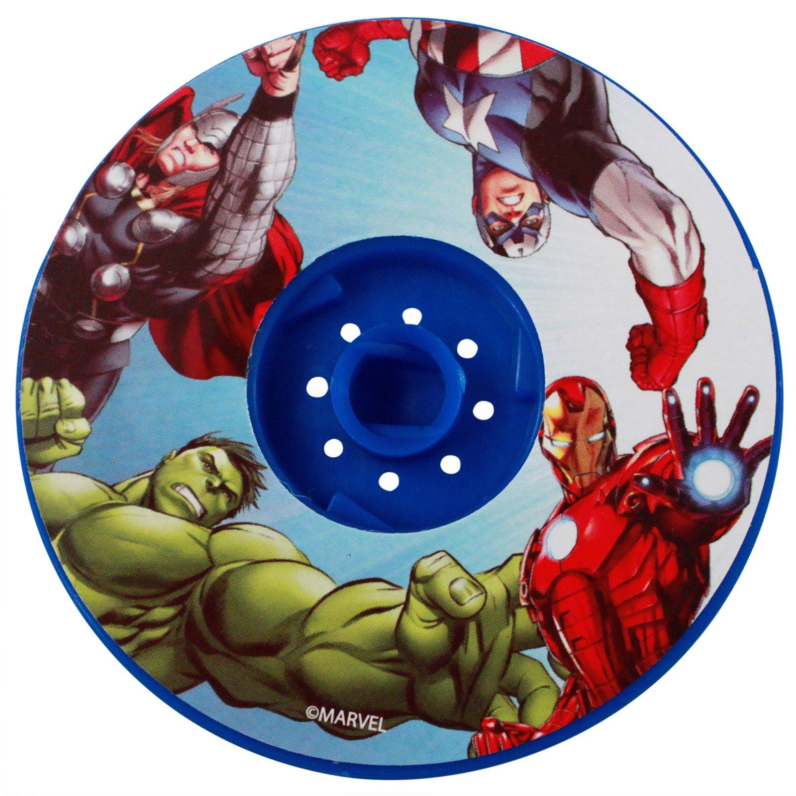 Marvel Avengers Spinning Battle Tops Party Favor