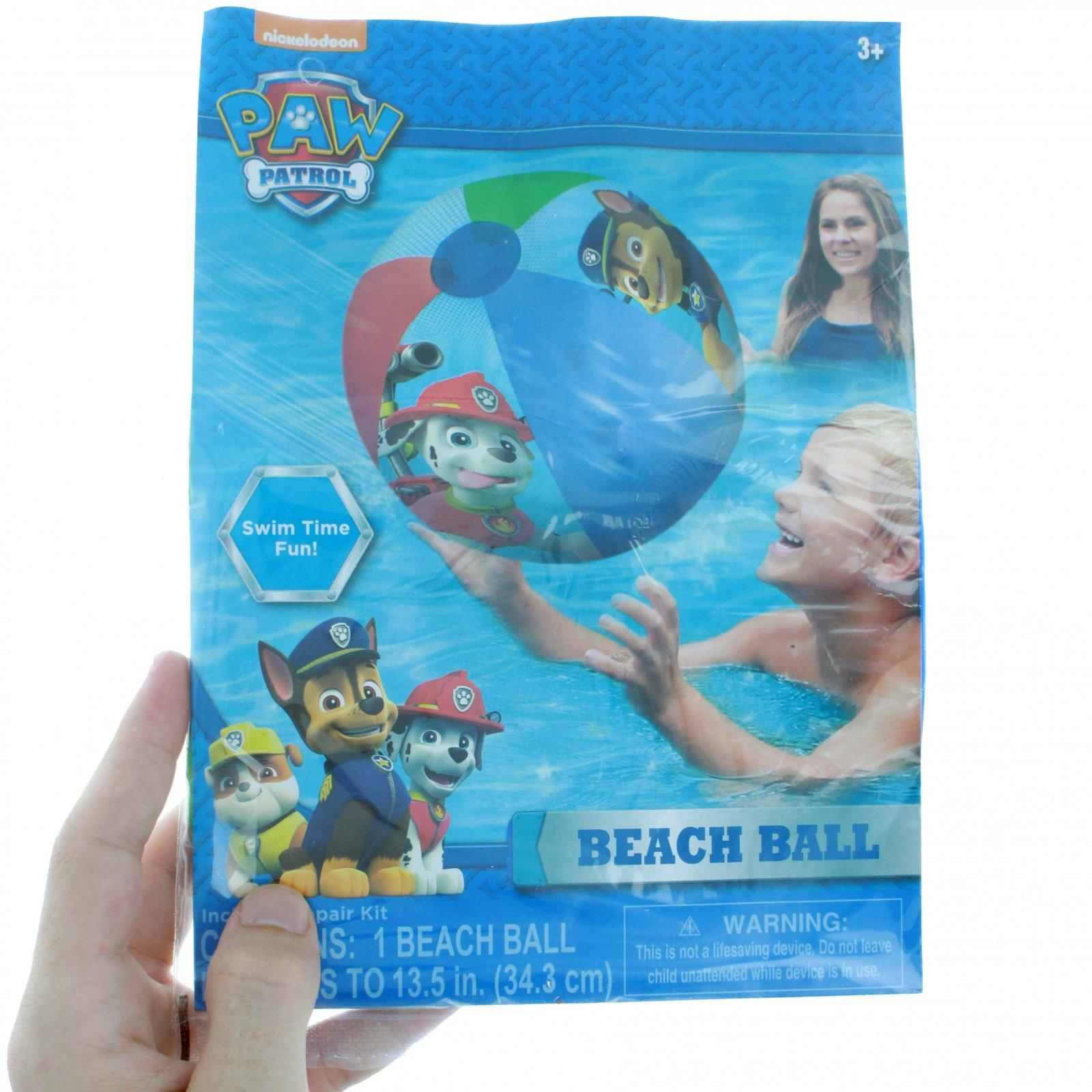 "Paw Patrol Inflatable 13.5"" Beach Ball"