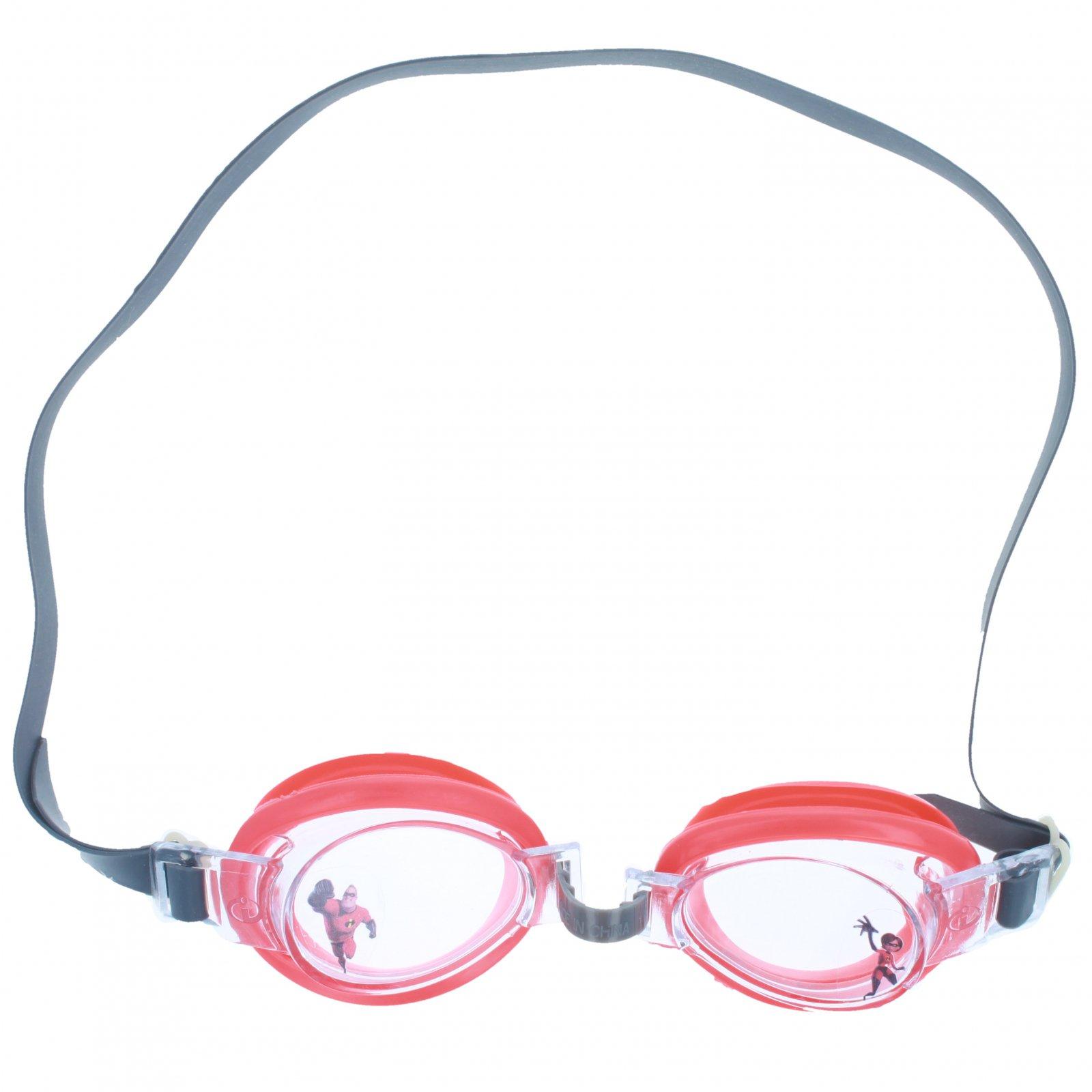 Disney Incredibles 2 Swimming Splash Goggles Kid Gear
