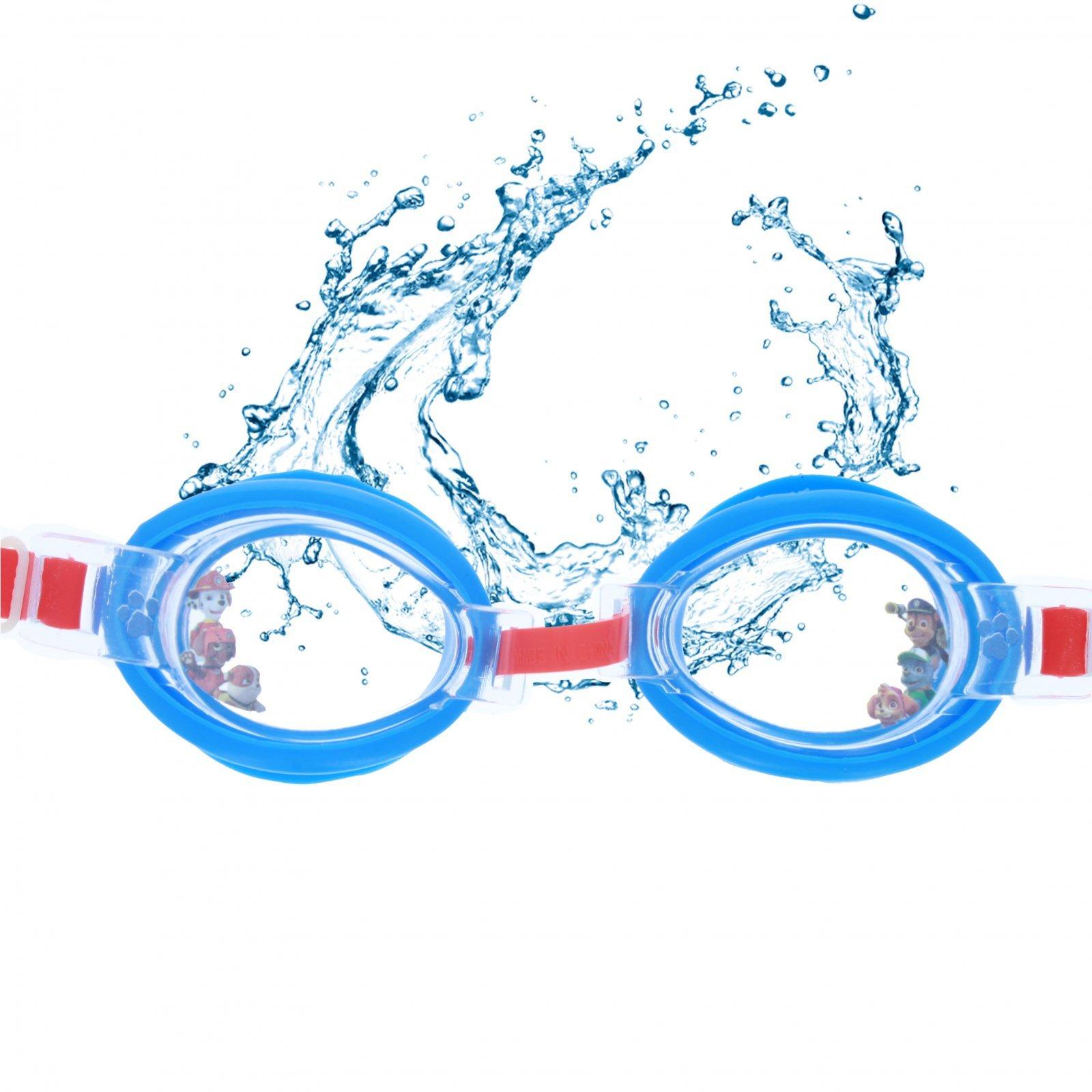 Nick Jr Paw Patrol Swim Gear Splash Goggles Kids Summer Swim Accessories