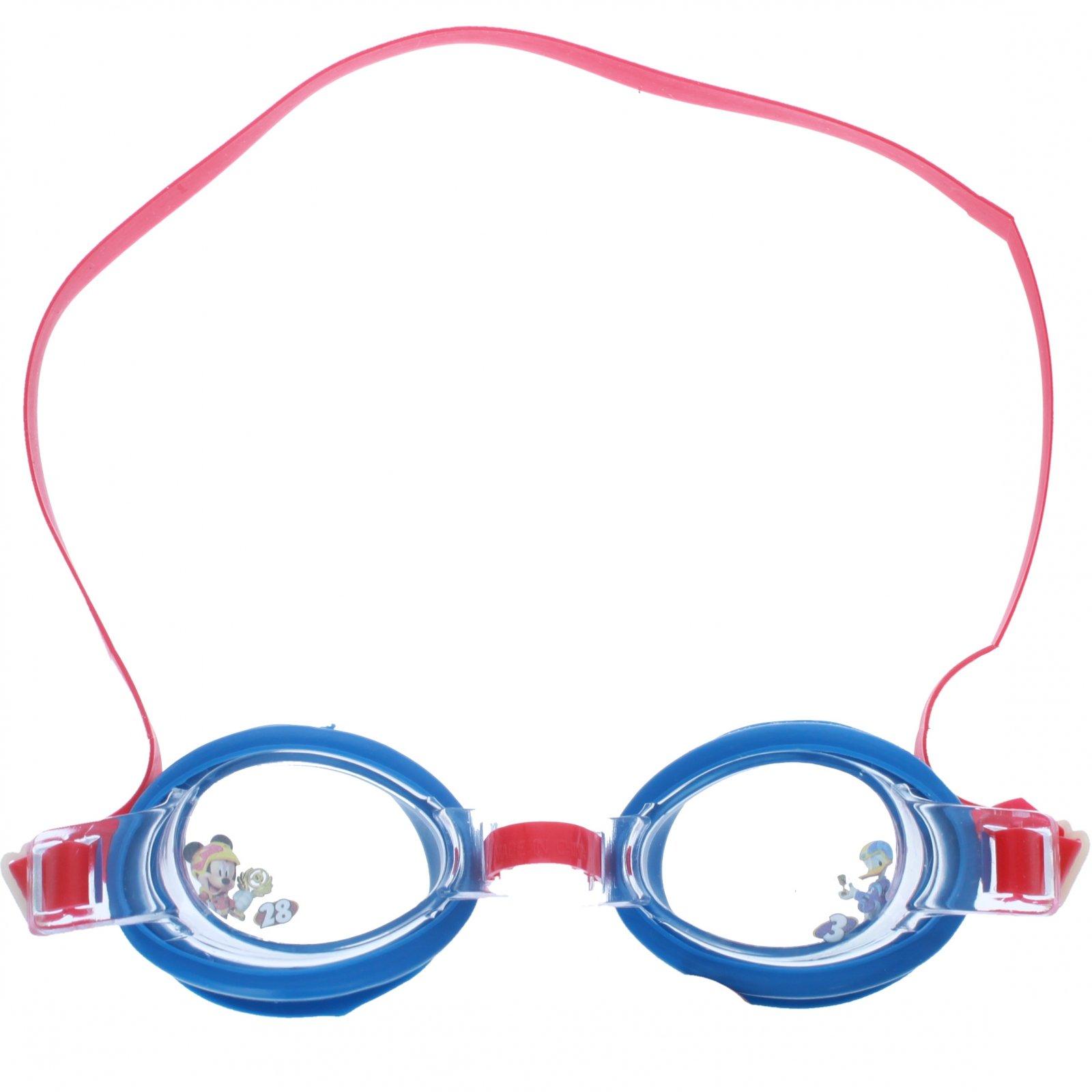 Disney Jr Mickey Mouse Swim Gear Splash Goggles Kids Summer Swim Accessories