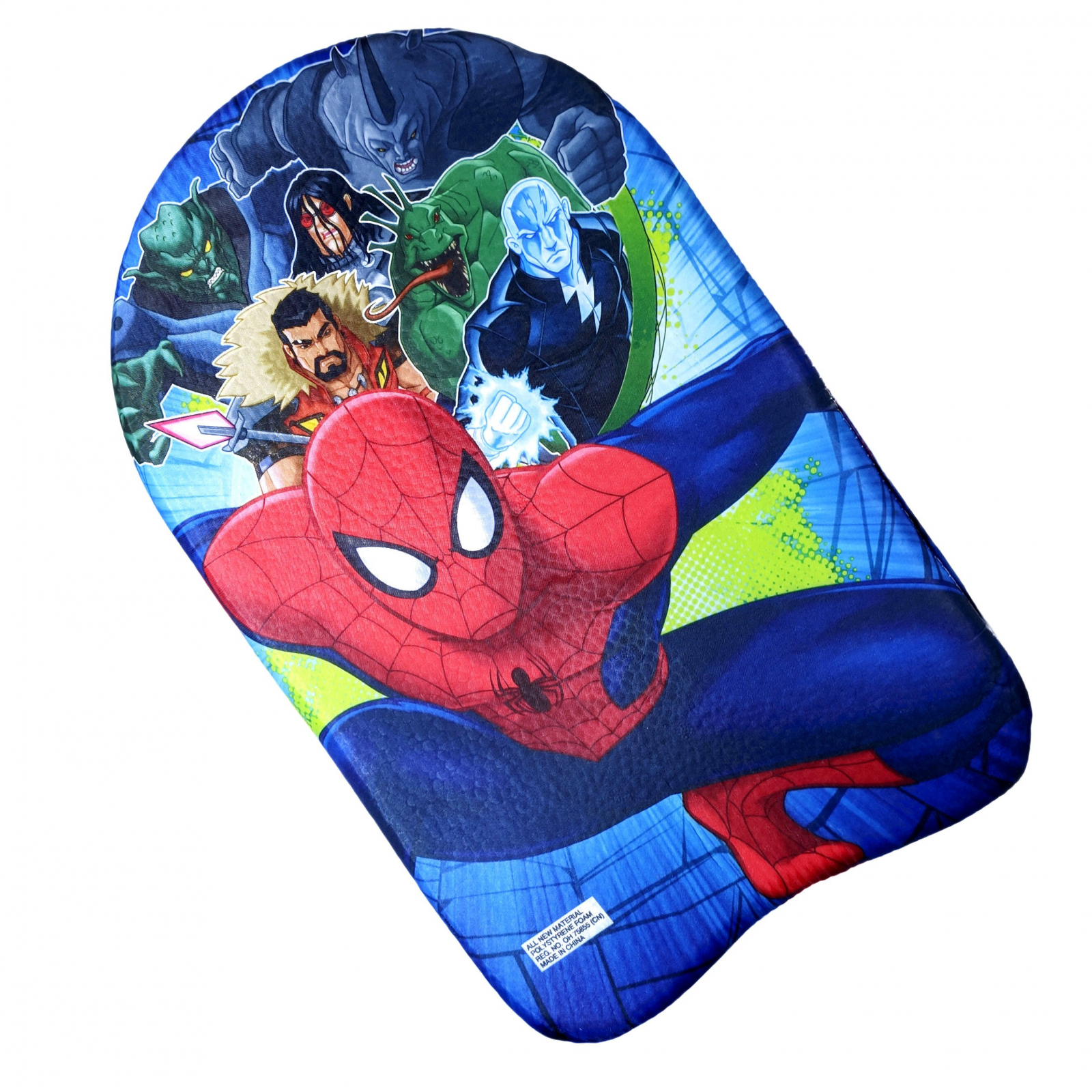 Ultimate Spider-Man Pool Time Swimming Kickboard