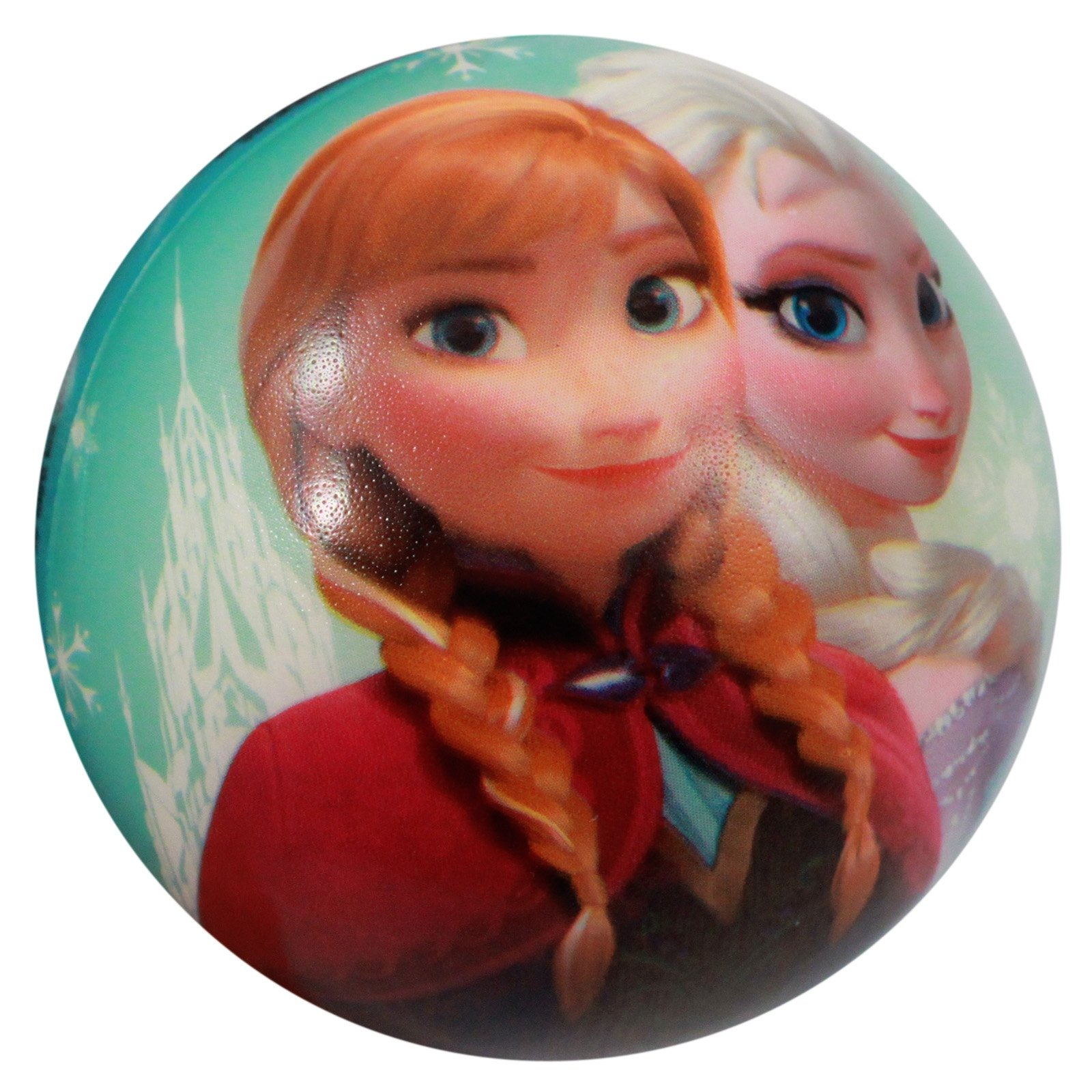 Disney Frozen Anna and Elsa Girls Foam Bouncy Ball Indoor Play Toy