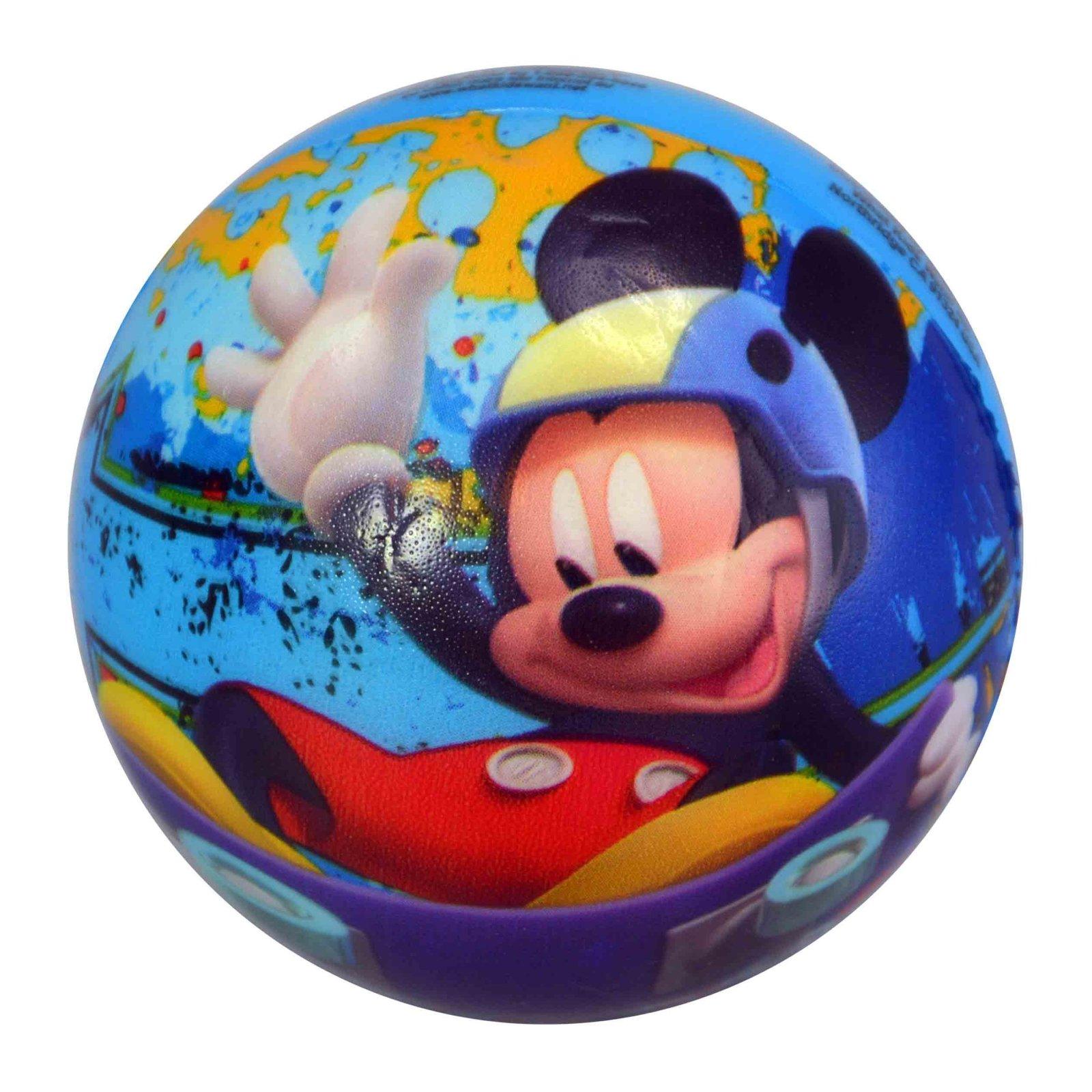 Disney Mickey Mouse Foam Ball - Blue