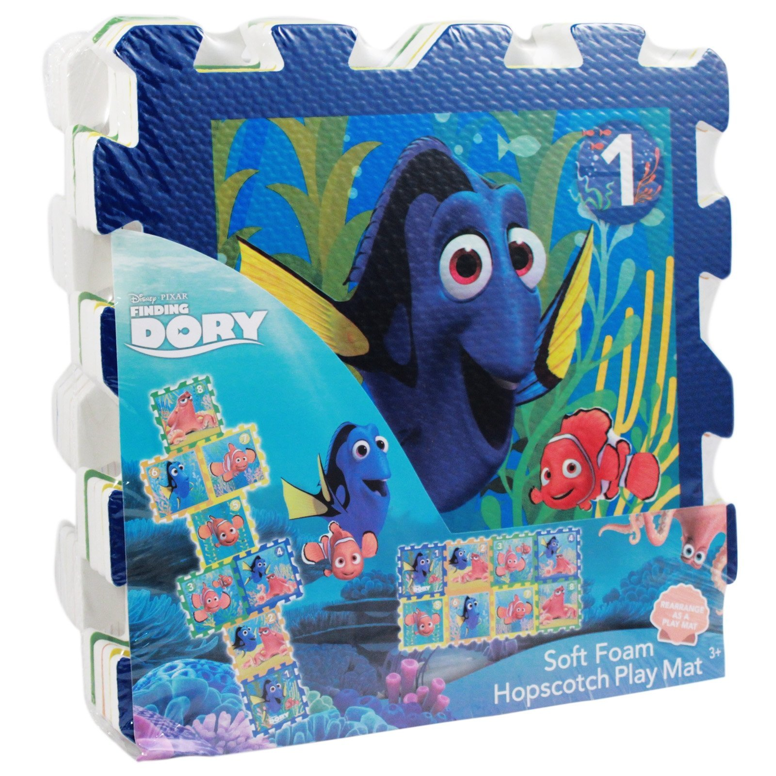 Finding Dory Hopsotch 8 Piece Puzzle