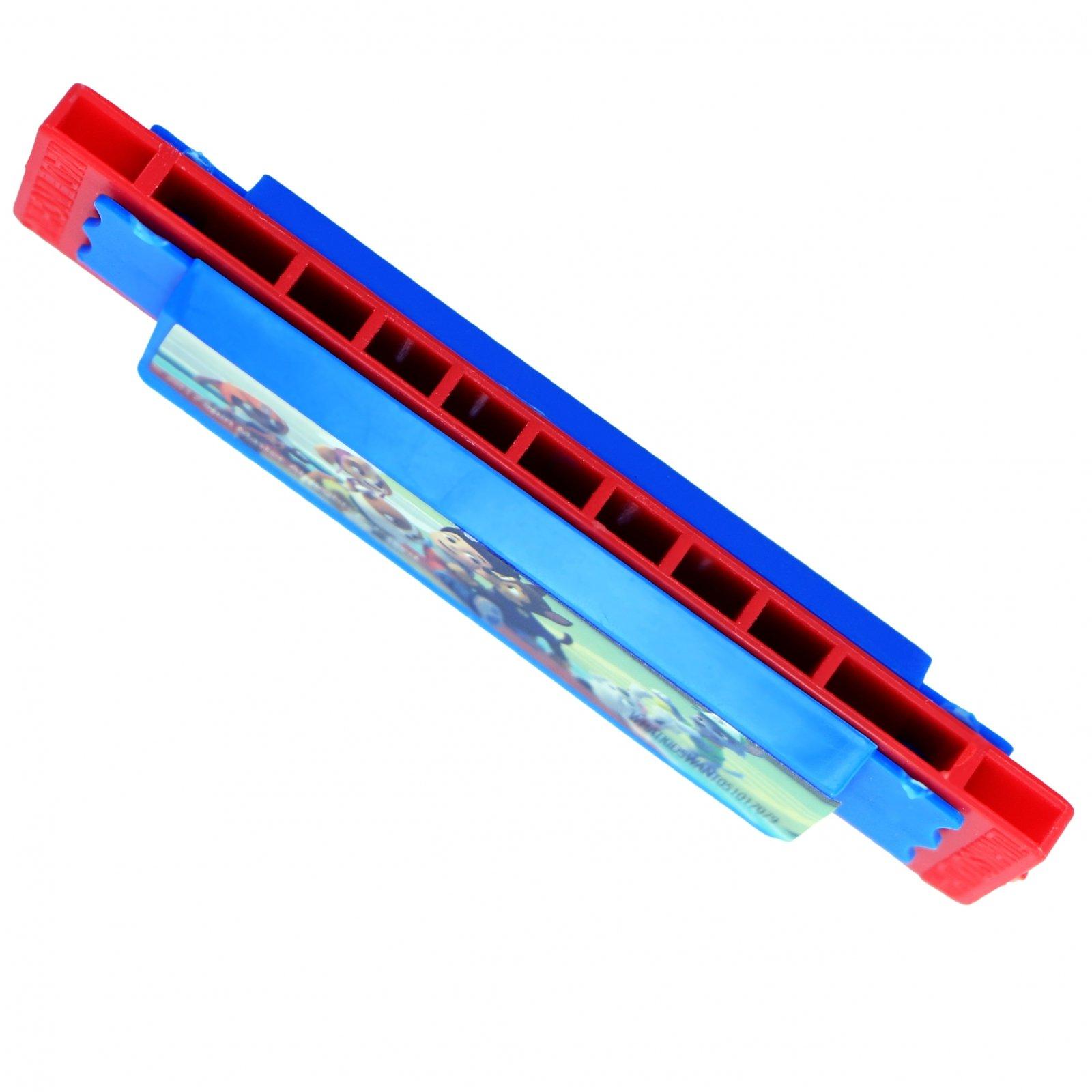 Nickelodeon Paw Patrol Boys Mini Harmonicas Kids Musical Instrument Toys - Red