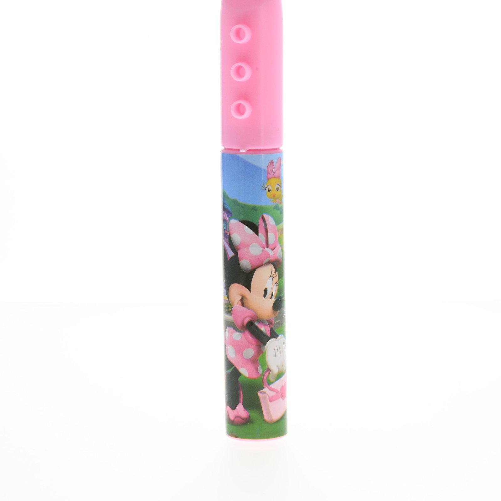 Disney Officially Licensed Minnie Mouse Mini Flute 4 Pack Music Instrument Toy