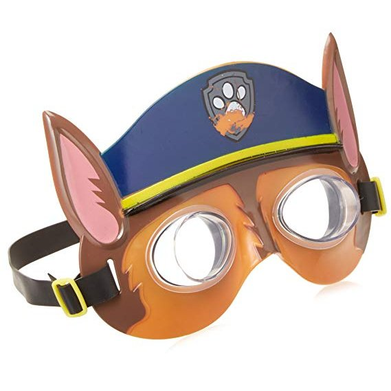 Superhero Paw Patrol Swim Goggles Mask