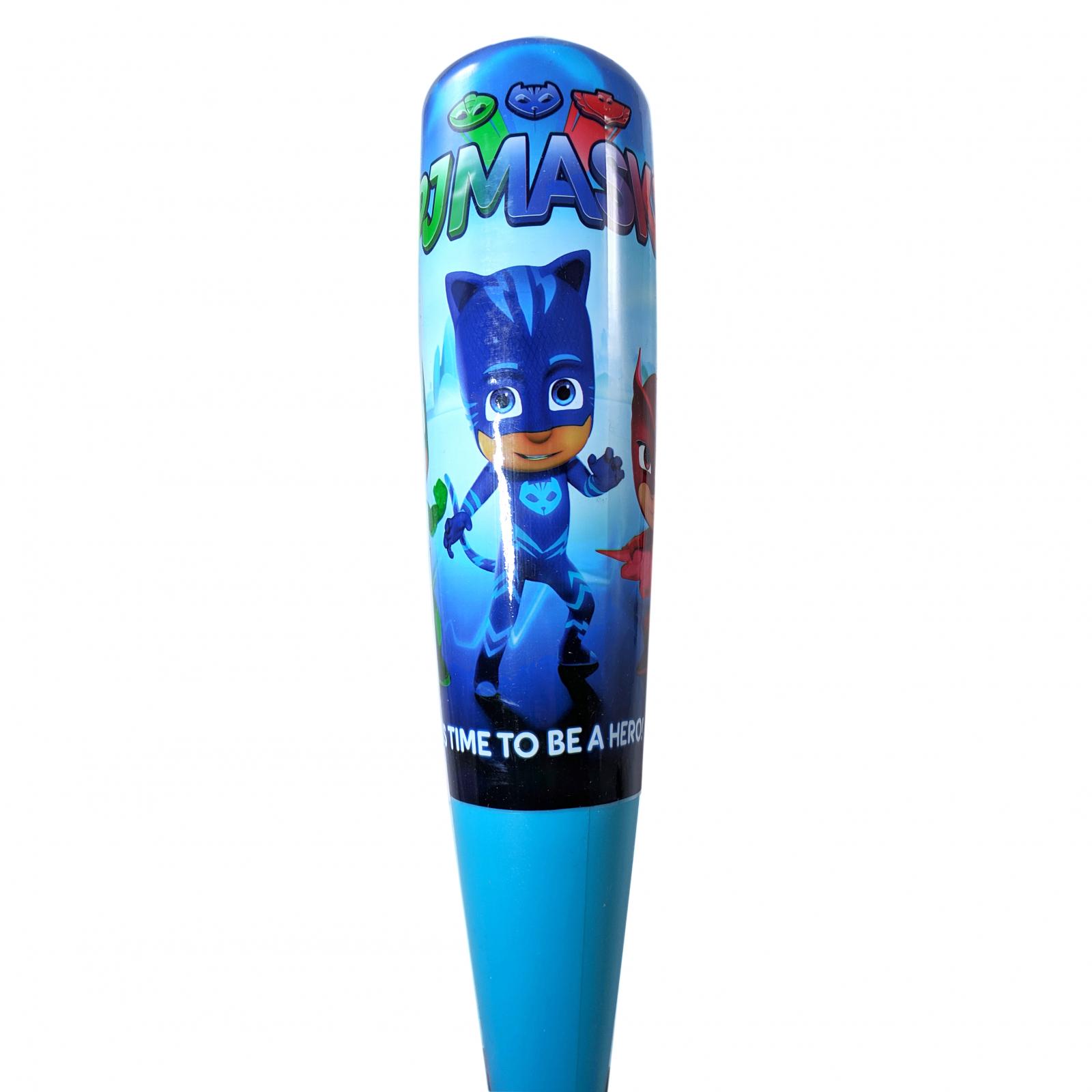 Disney PJ Masks Baseball and Bat Toy Set