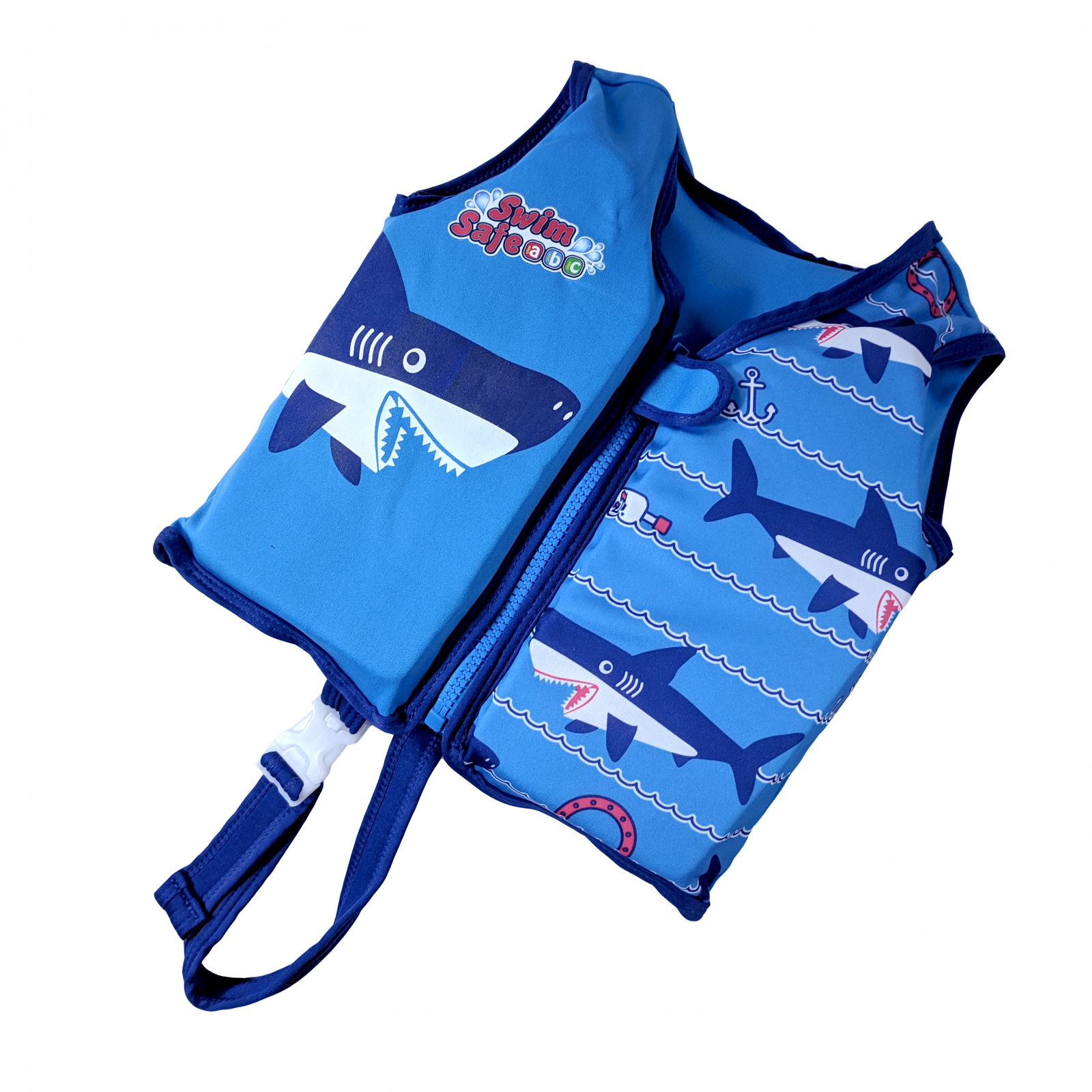TychoTyke Swim Safety Boys Swimming Jacket Float Device M/L