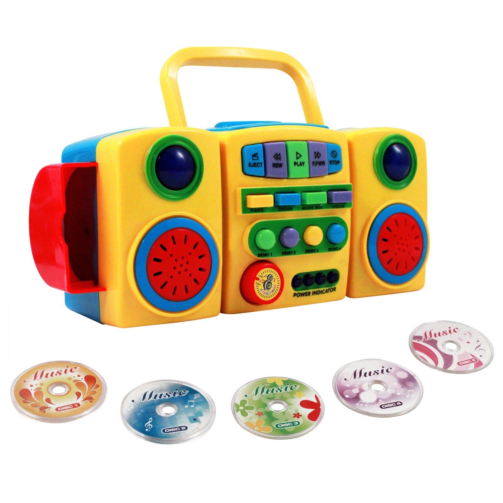Toys Cd Player