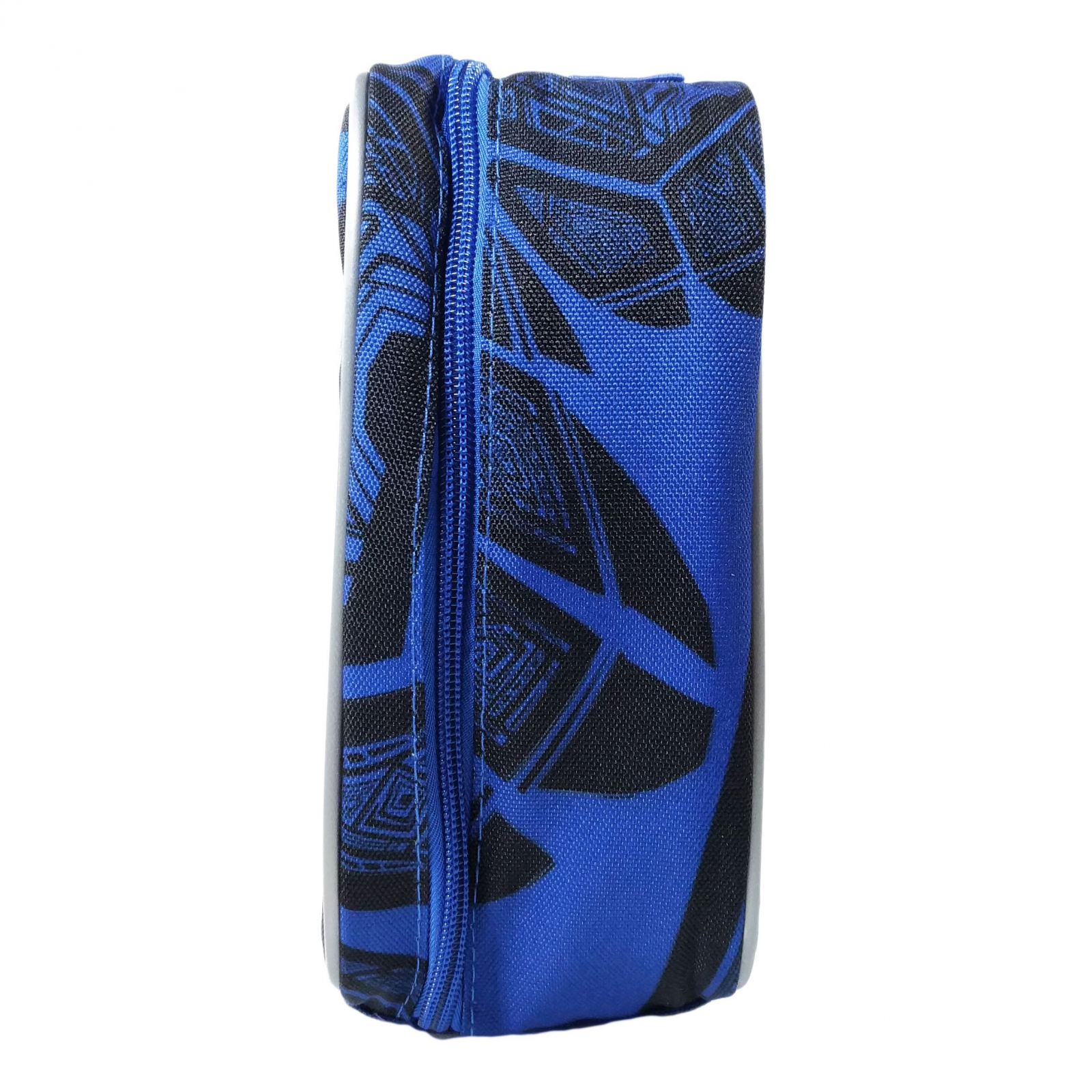 Black Panther Blue Rectangle Lunch Box Bag Built in ID Slot