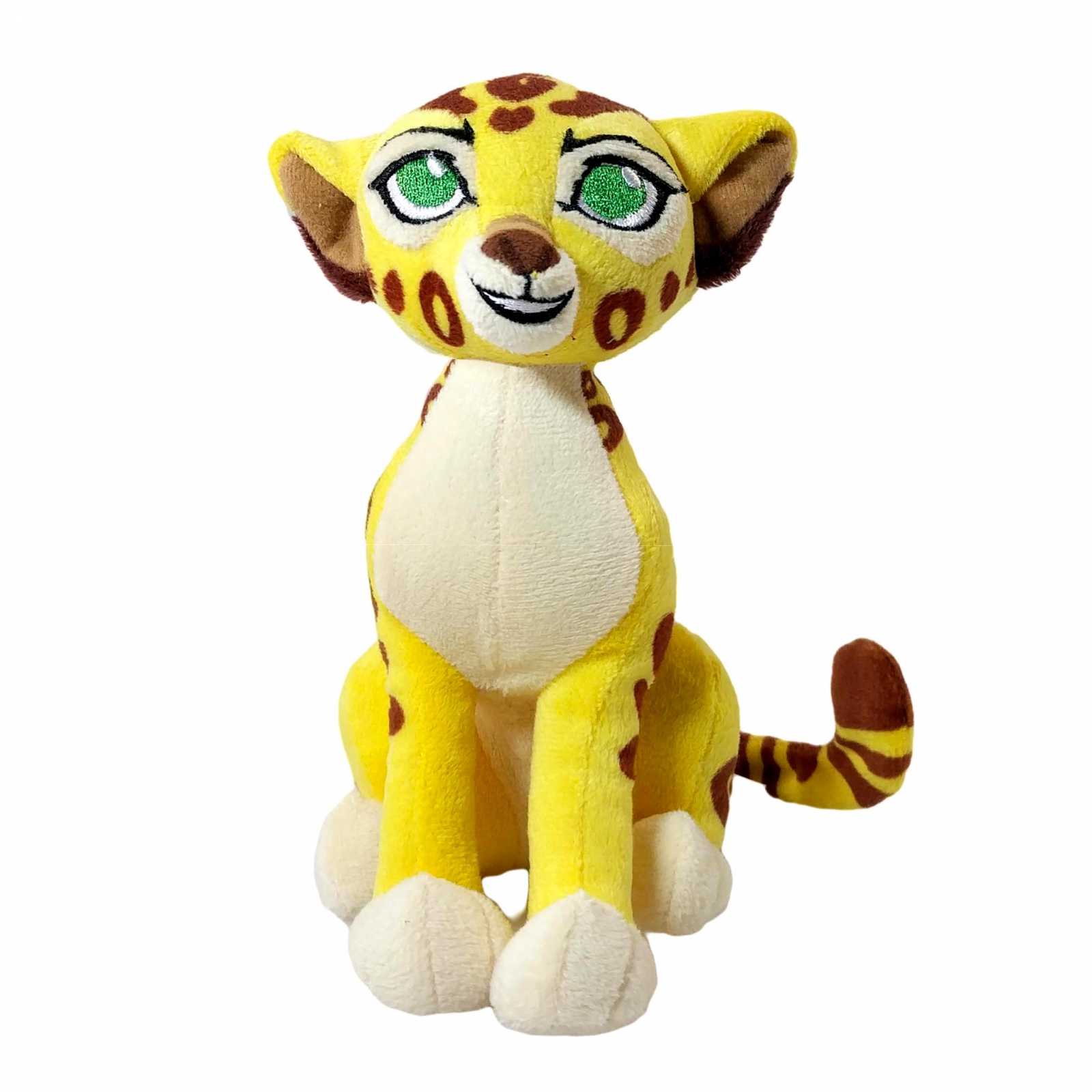 Disney The Lion Guard Fuli Cheetah Plush