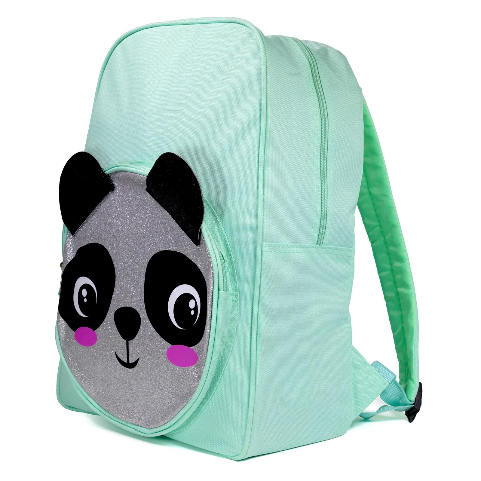 Kidplokio Children's School Backpack Critter Panda Face