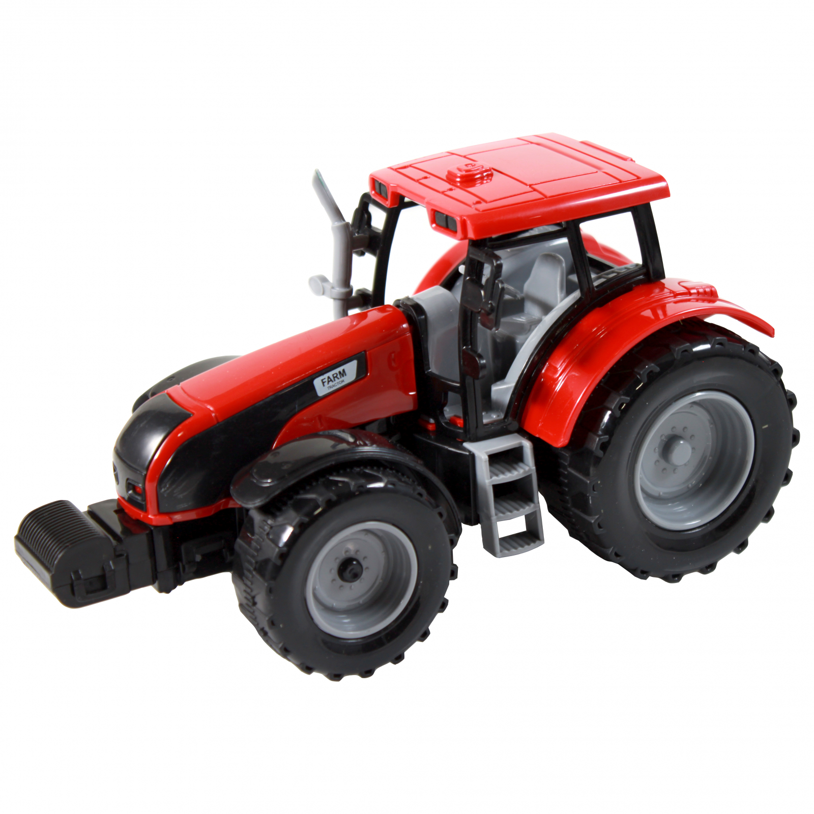 TychoTyke Kids Friction Powered Farm Tractor Toy Water Tank