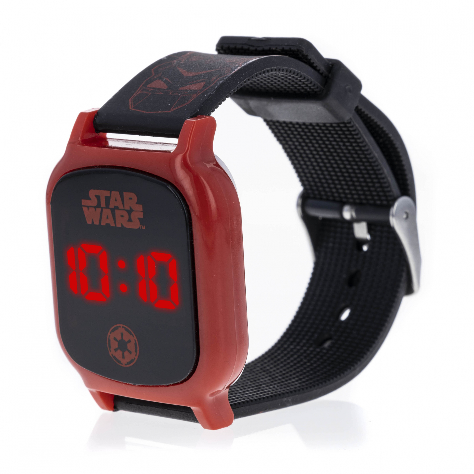 Licensed Star Wars LED Display Digital Touch Screen Watch