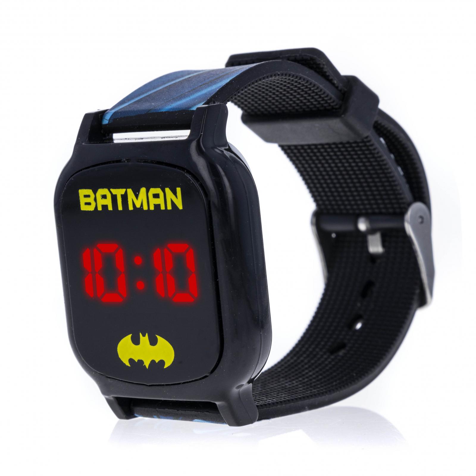 Licensed Batman LED Display Digital Touch Screen Watch