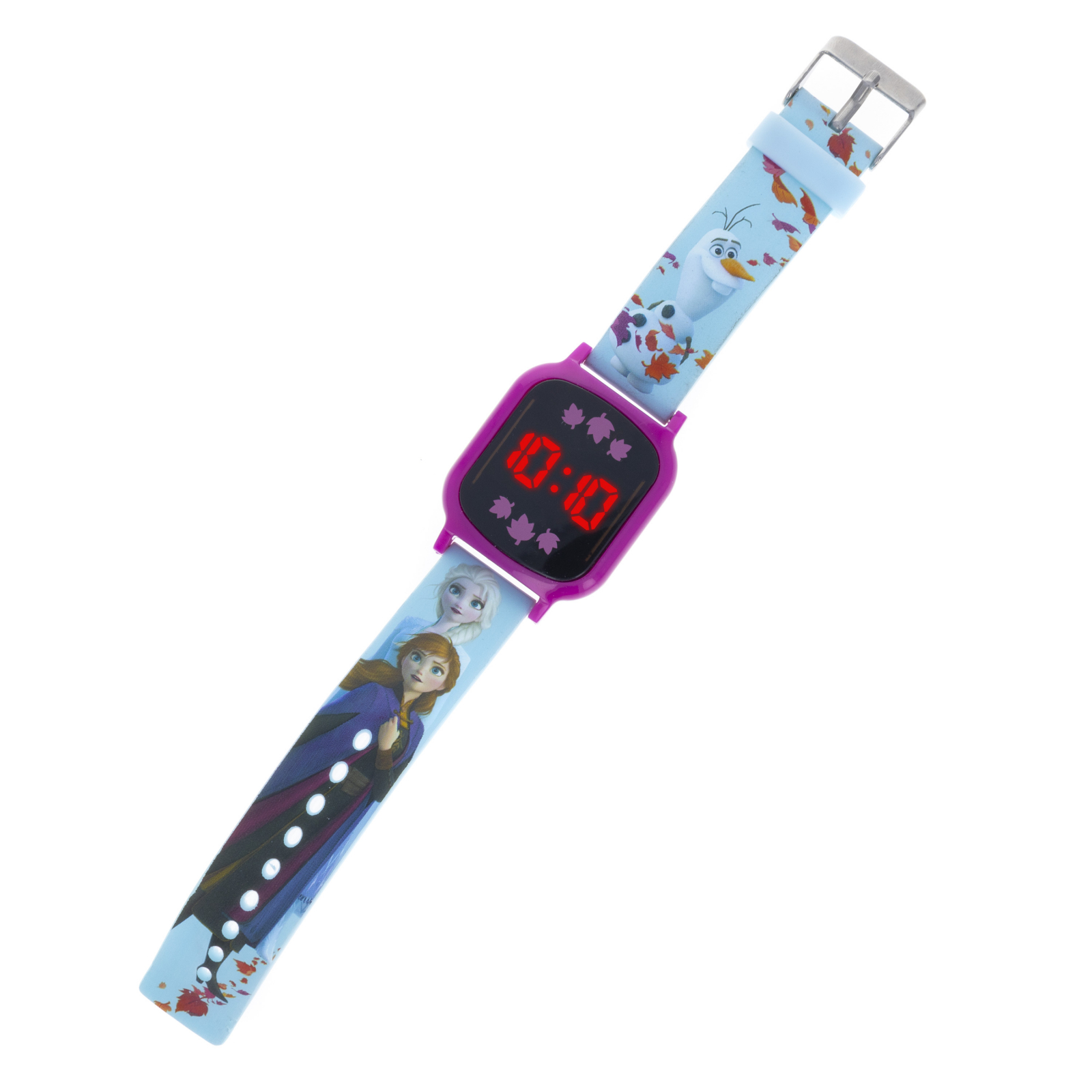 Licensed Frozen 2 LED Display Digital Touch Screen Watch