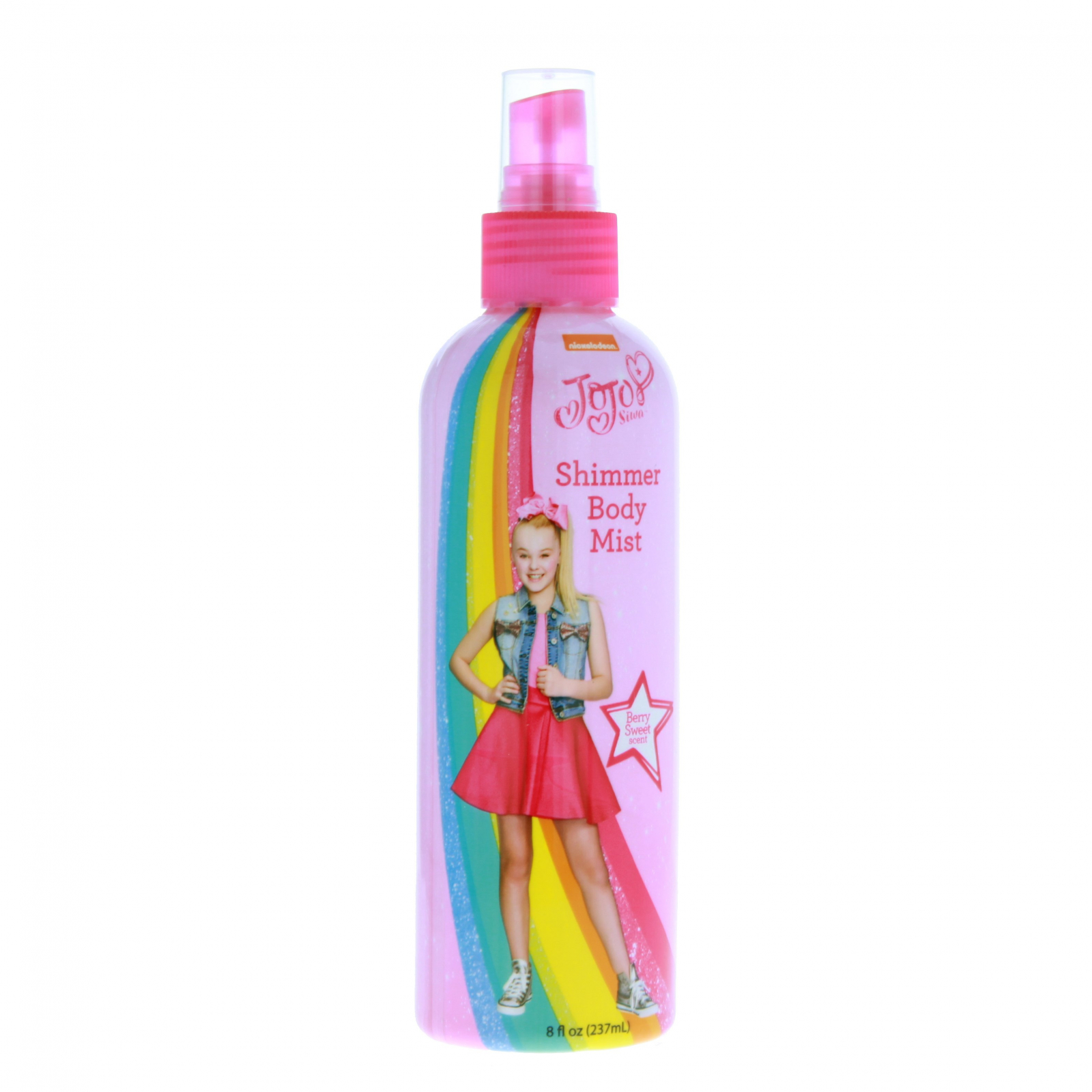 Nickelodeon JoJo Siwa Girls Shimmer Body Mist 6 Ounce Bottle