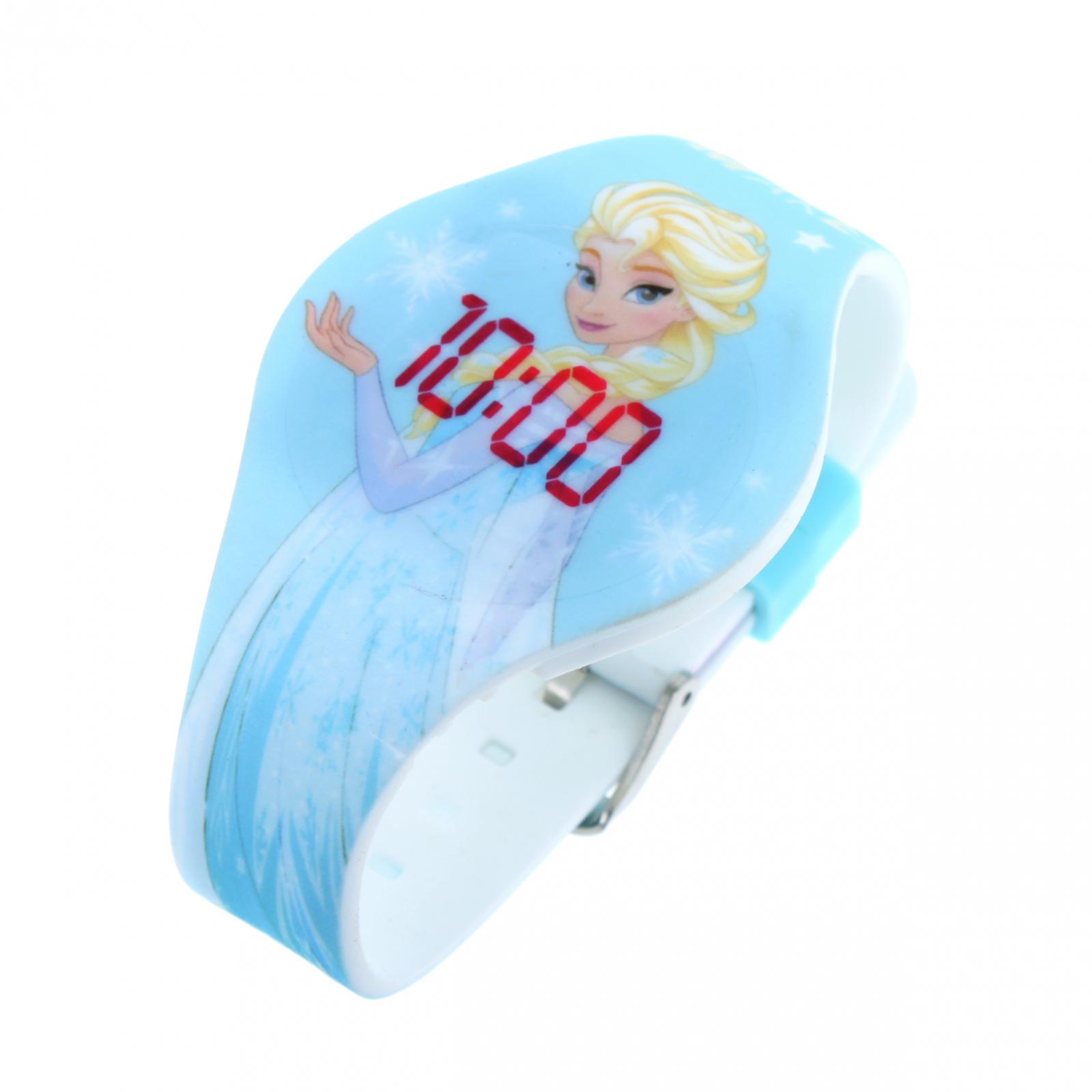Disney Frozen 2 Princess Elsa Digital Touch LED Wrist Watch