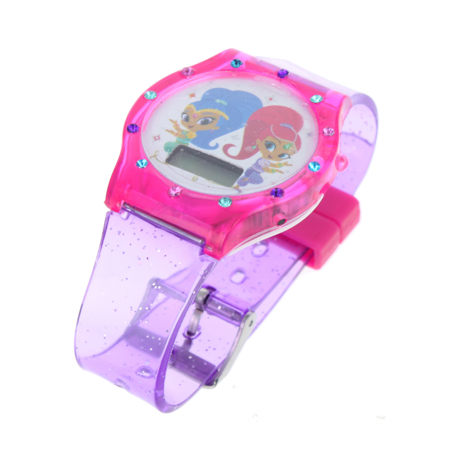 Nickelodeon Nick Jr Shimmer and Shine Light Up Watch
