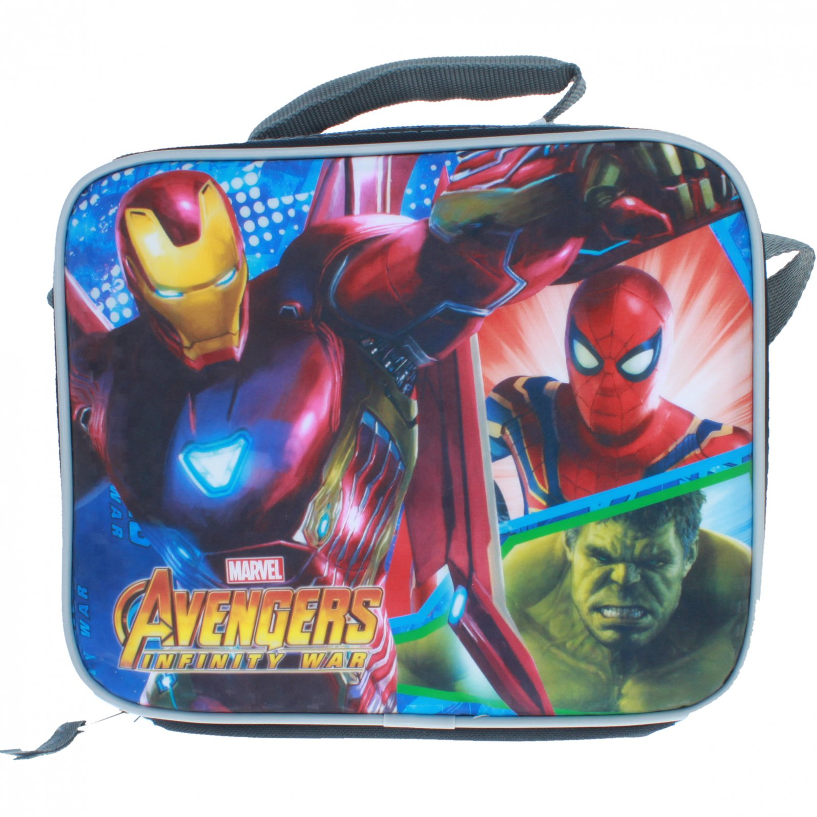 Disney Marvel Avengers Infinity War Graphic Lunch Bag
