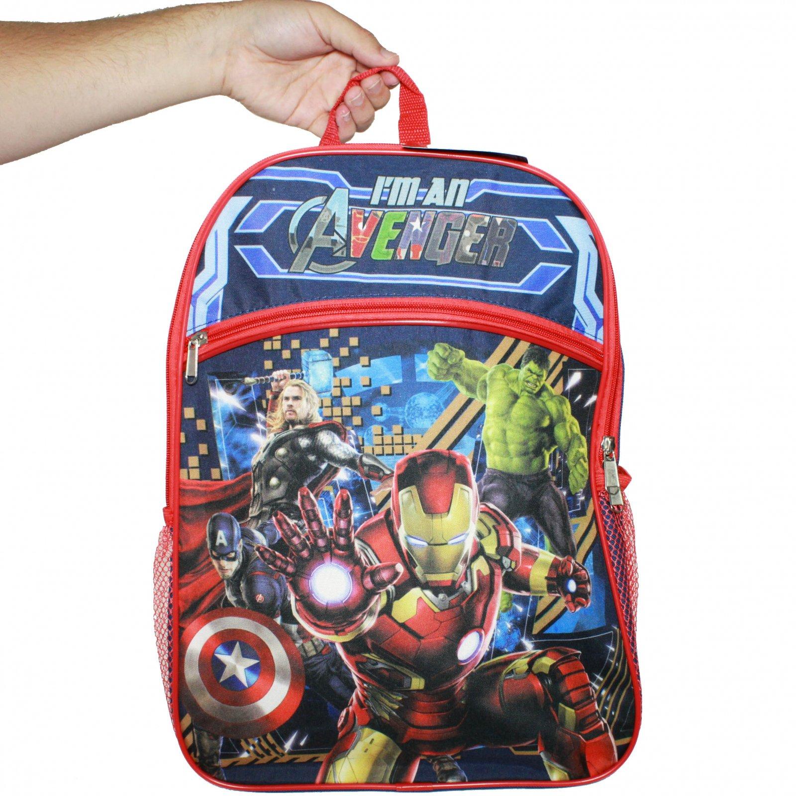 """Avengers 16"""" Backpack Standard"""