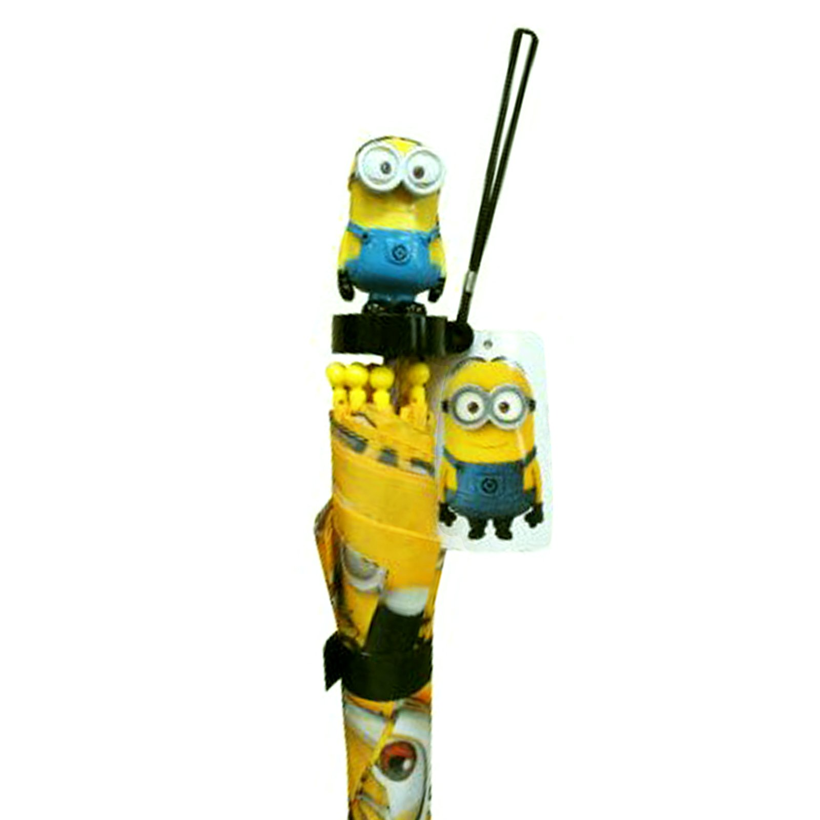 Minion Character Umbrella Handle