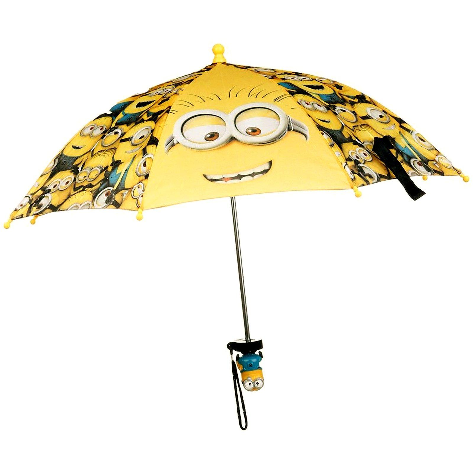 Minions Character Umbrella